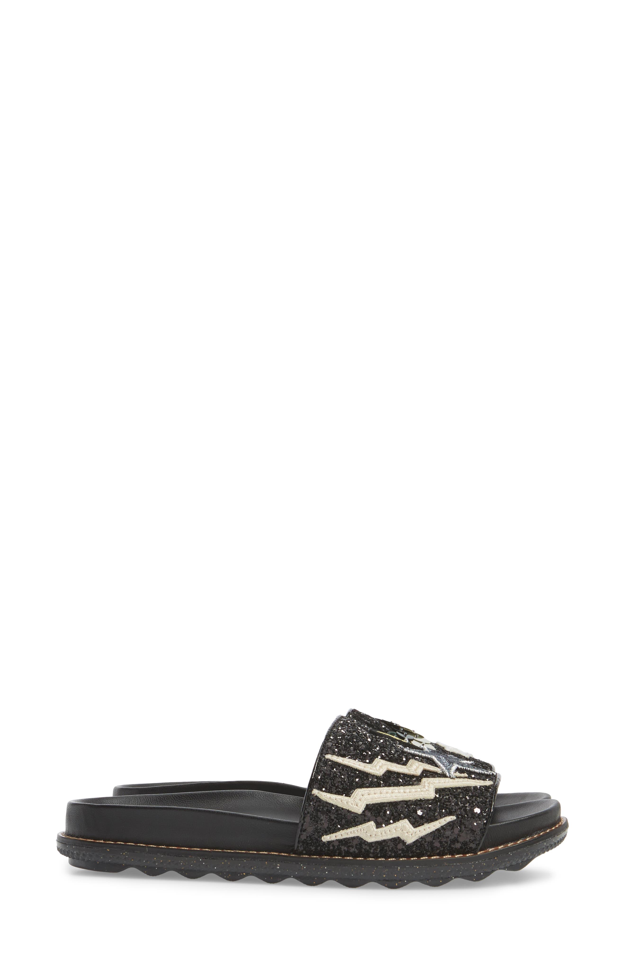 Alternate Image 4  - COACH Patch Sport Slide Sandal (Women)