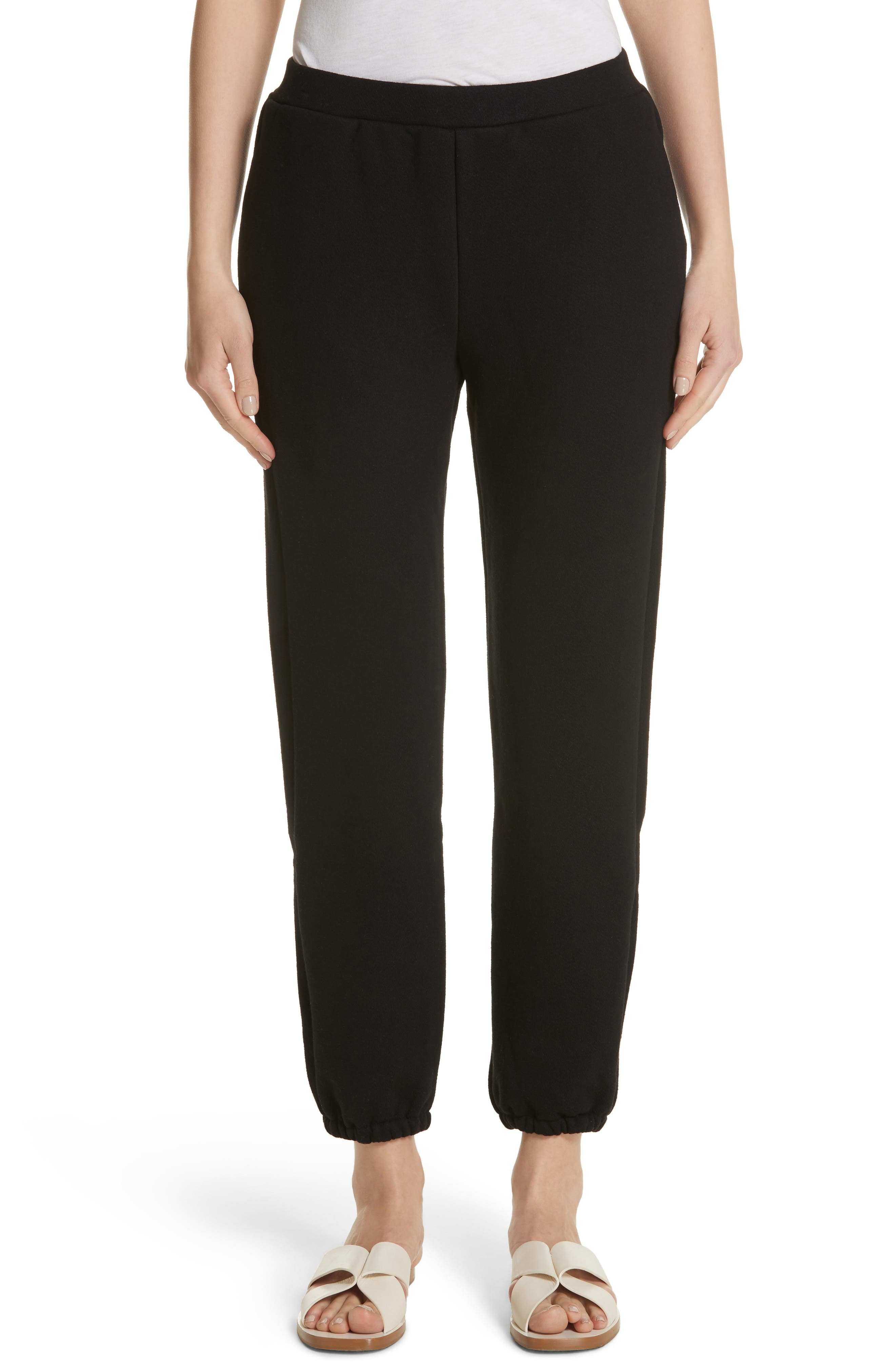 Yuba Sweatpants,                         Main,                         color, Black