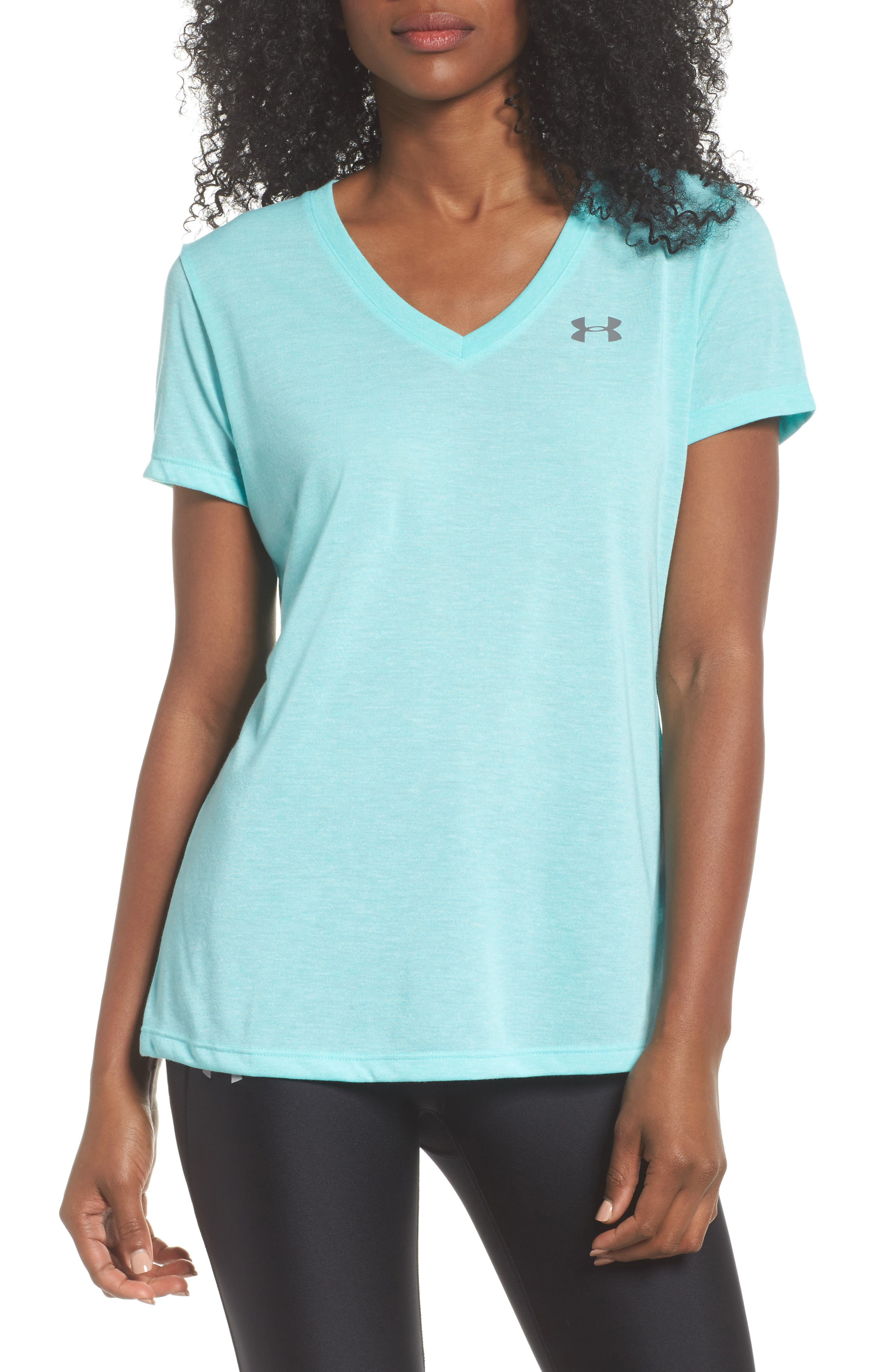 Alternate Image 1 Selected - Under Armour Twist Tee