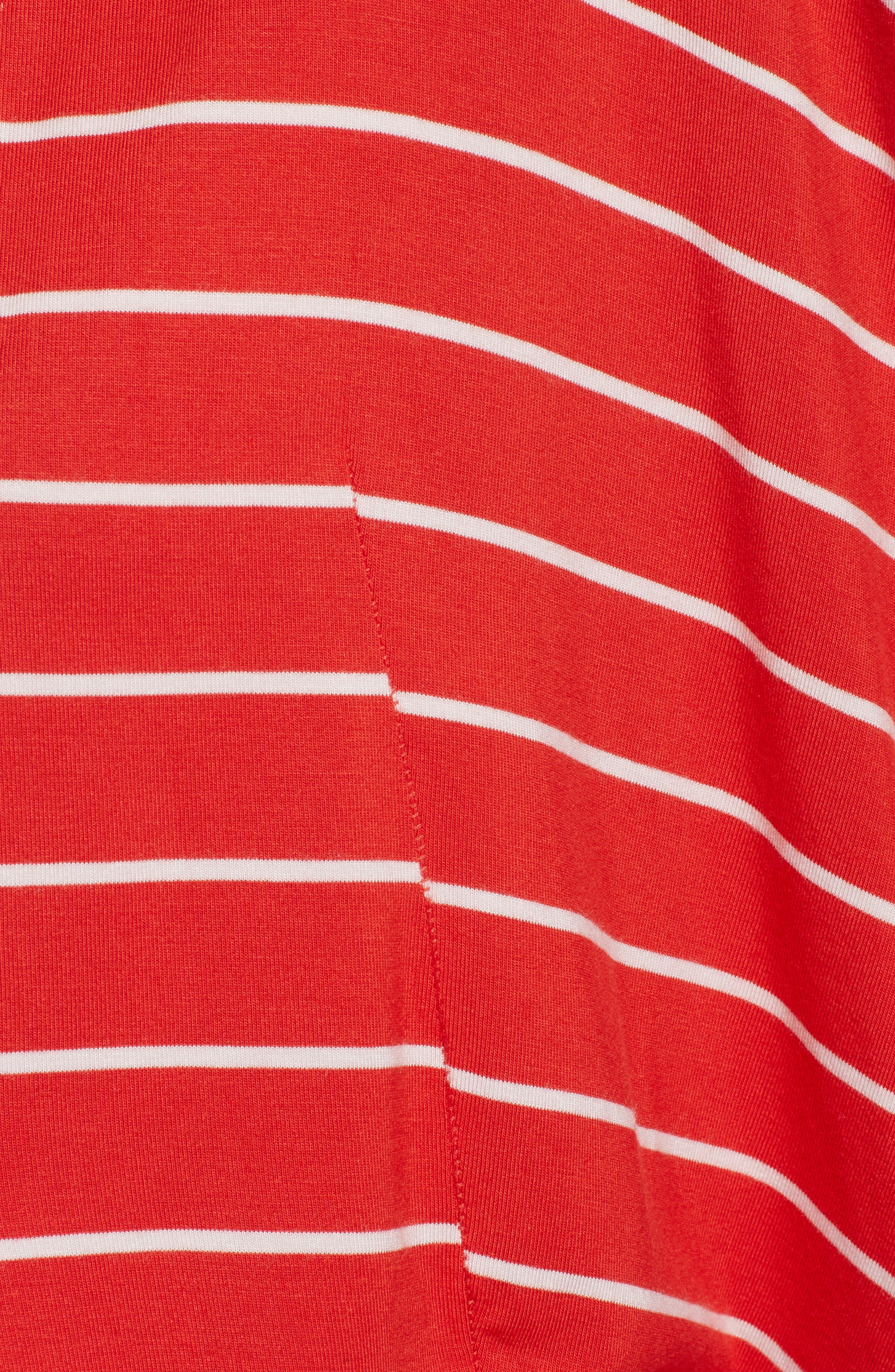 Alternate Image 5  - Free People Can't Fool Me Stripe Top