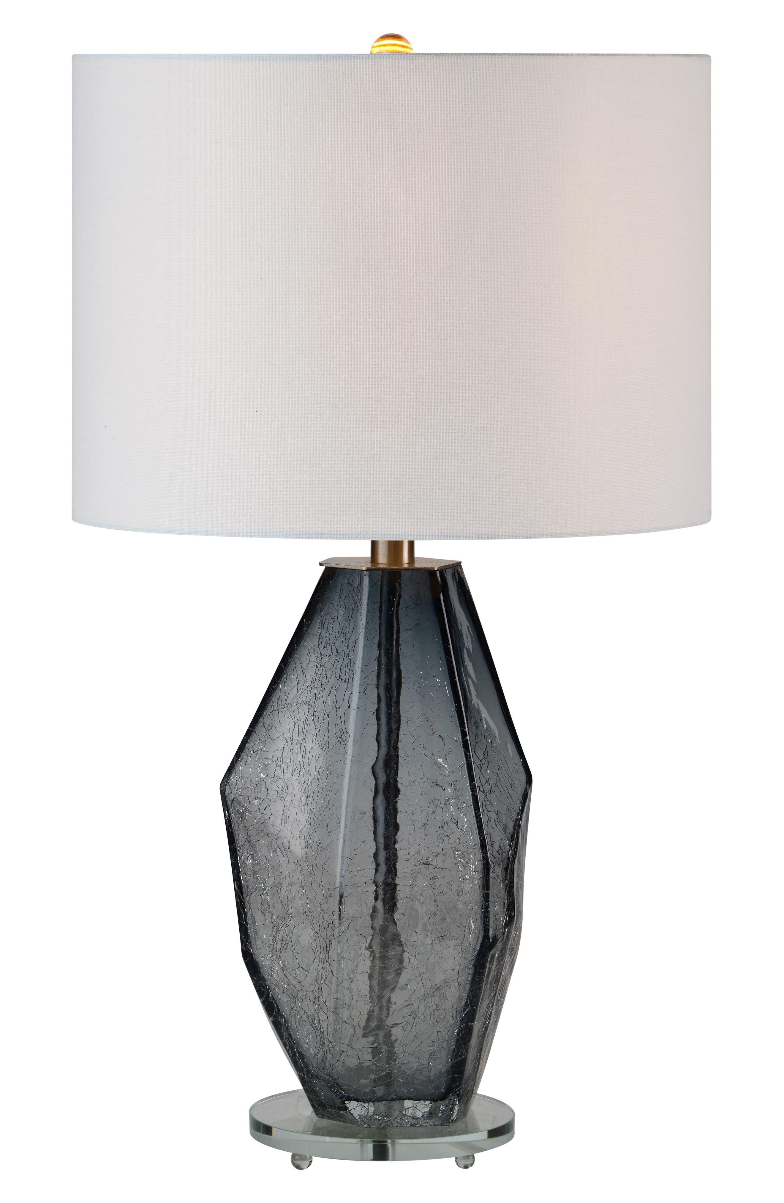 Hadesa Table Lamp,                         Main,                         color, Grey