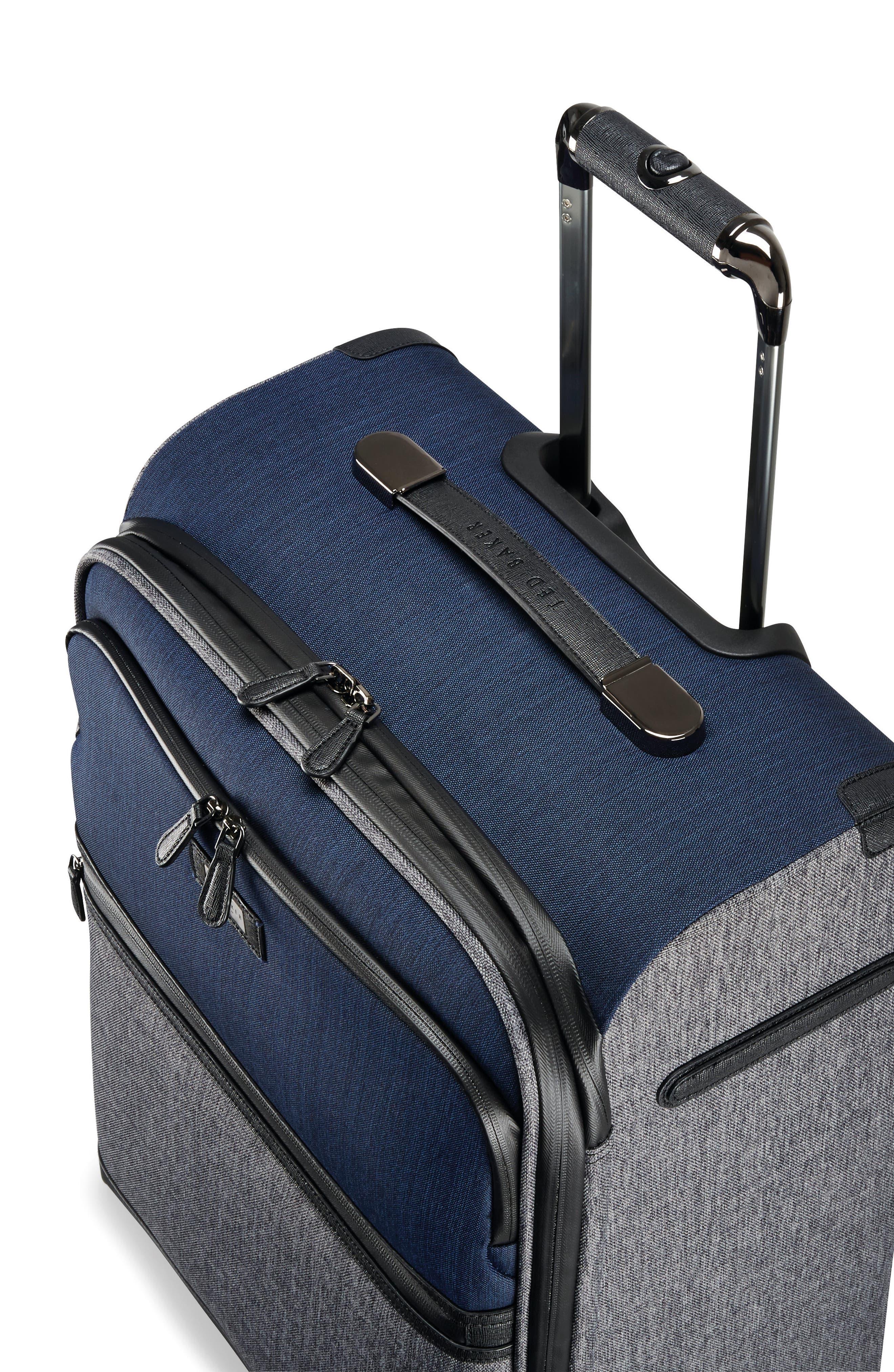 Alternate Image 8  - Ted Baker London Brunswick 27-Inch Rolling Suitcase