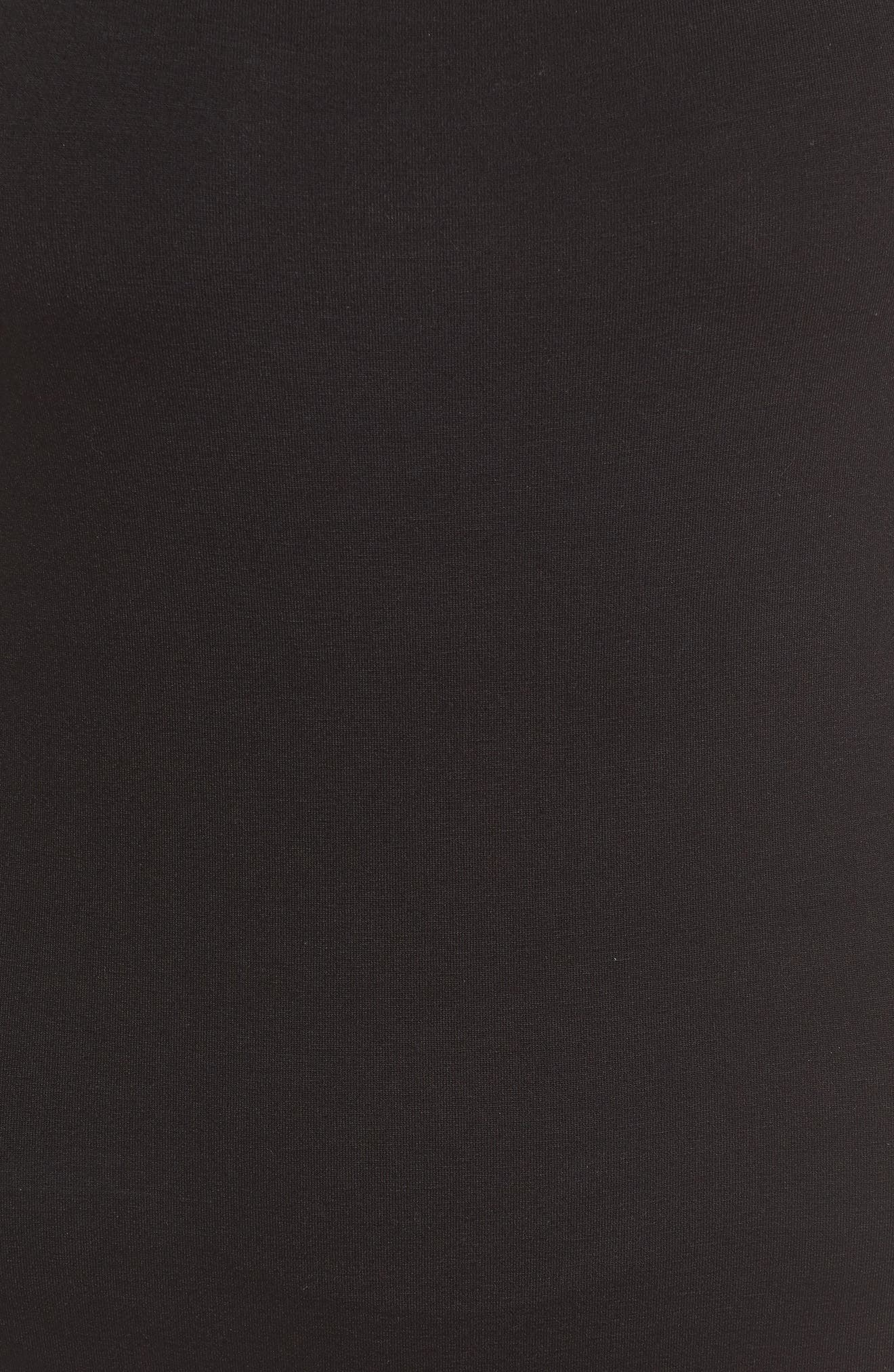 Alternate Image 6  - IVY PARK® Logo Side Bodysuit