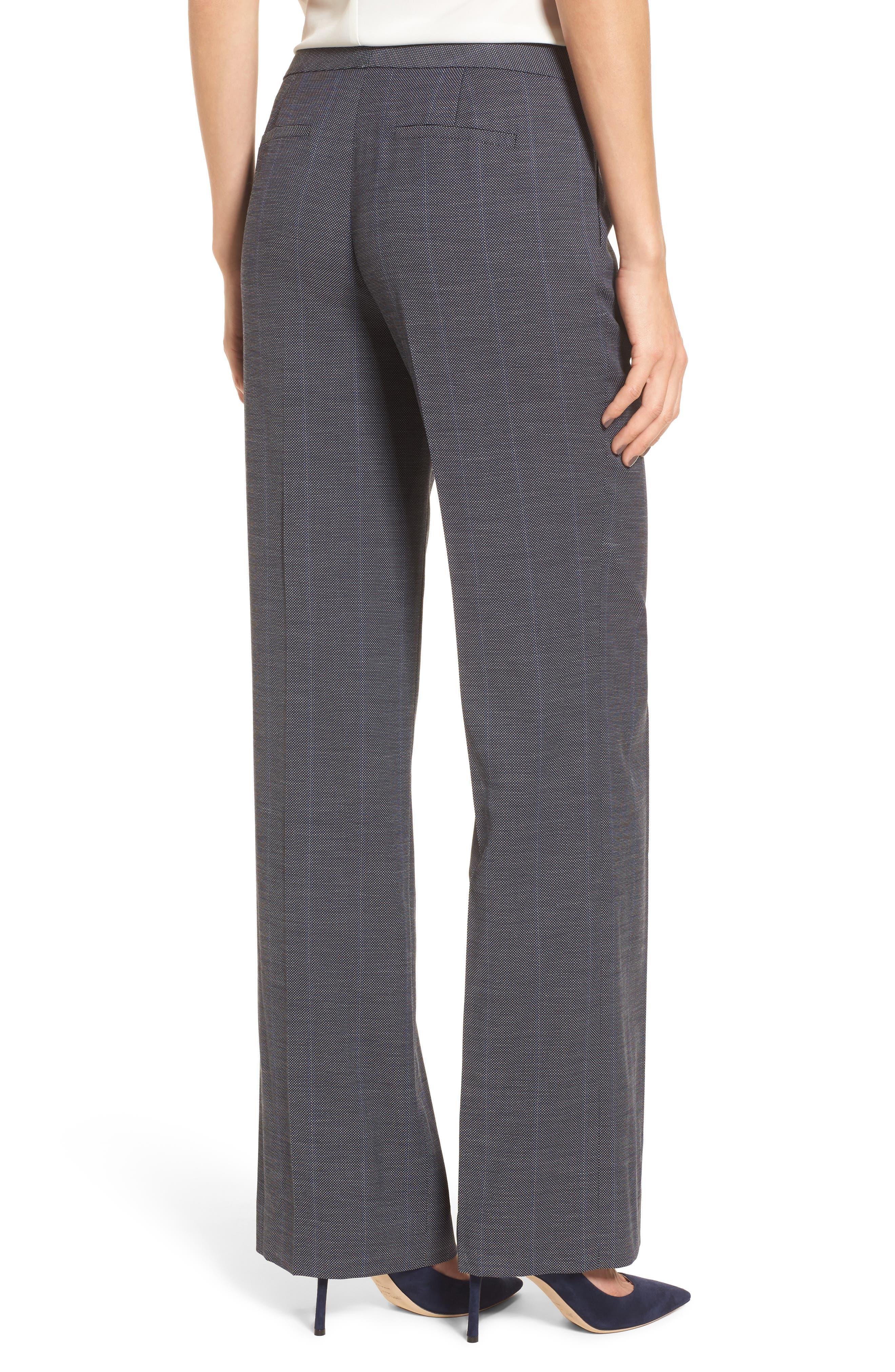 Cross Dye Suit Pants,                             Alternate thumbnail 2, color,                             Navy Crossdye Pattern