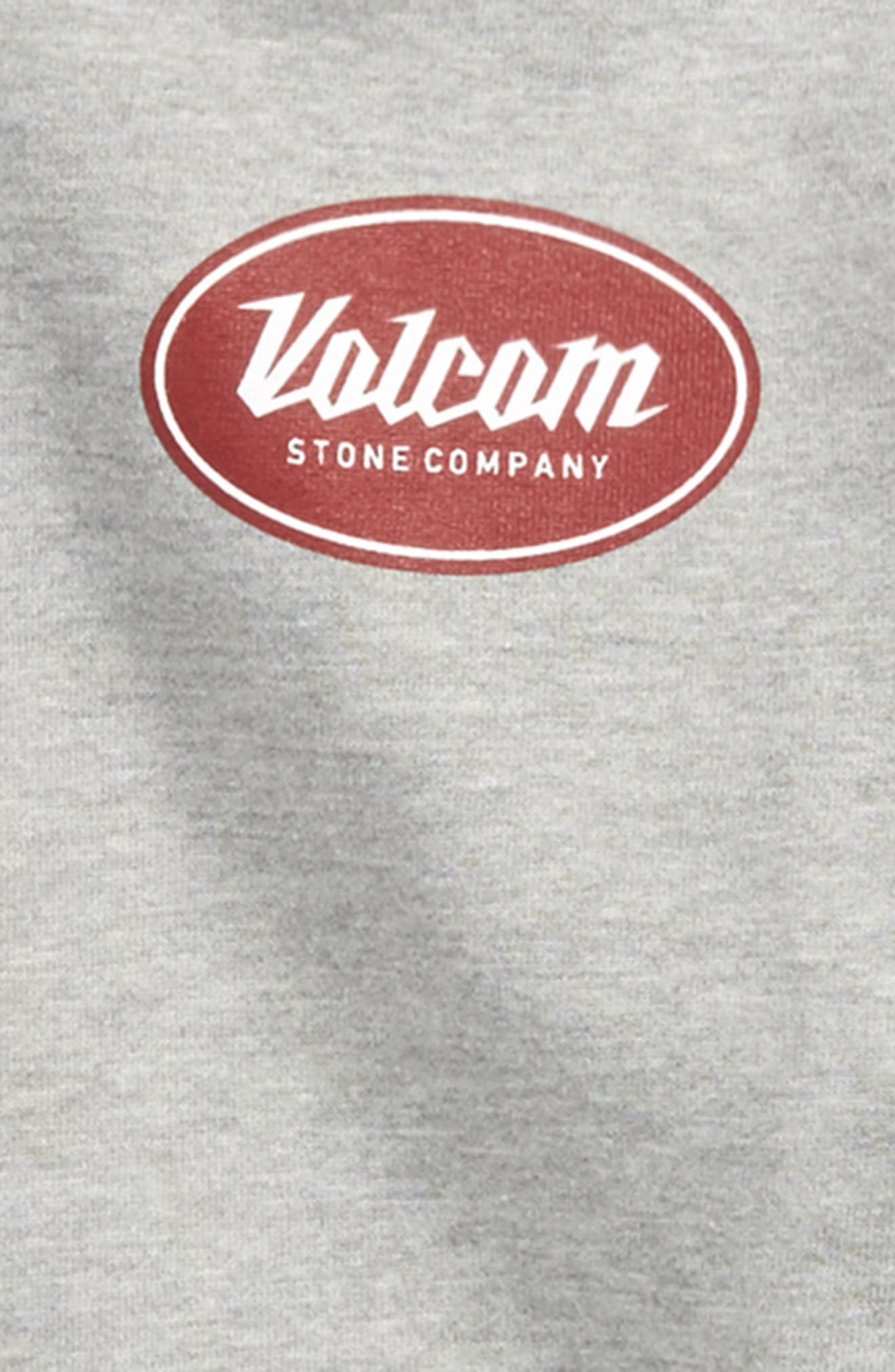 Alternate Image 3  - Volcom Supply Stone Hoodie (Big Boys)