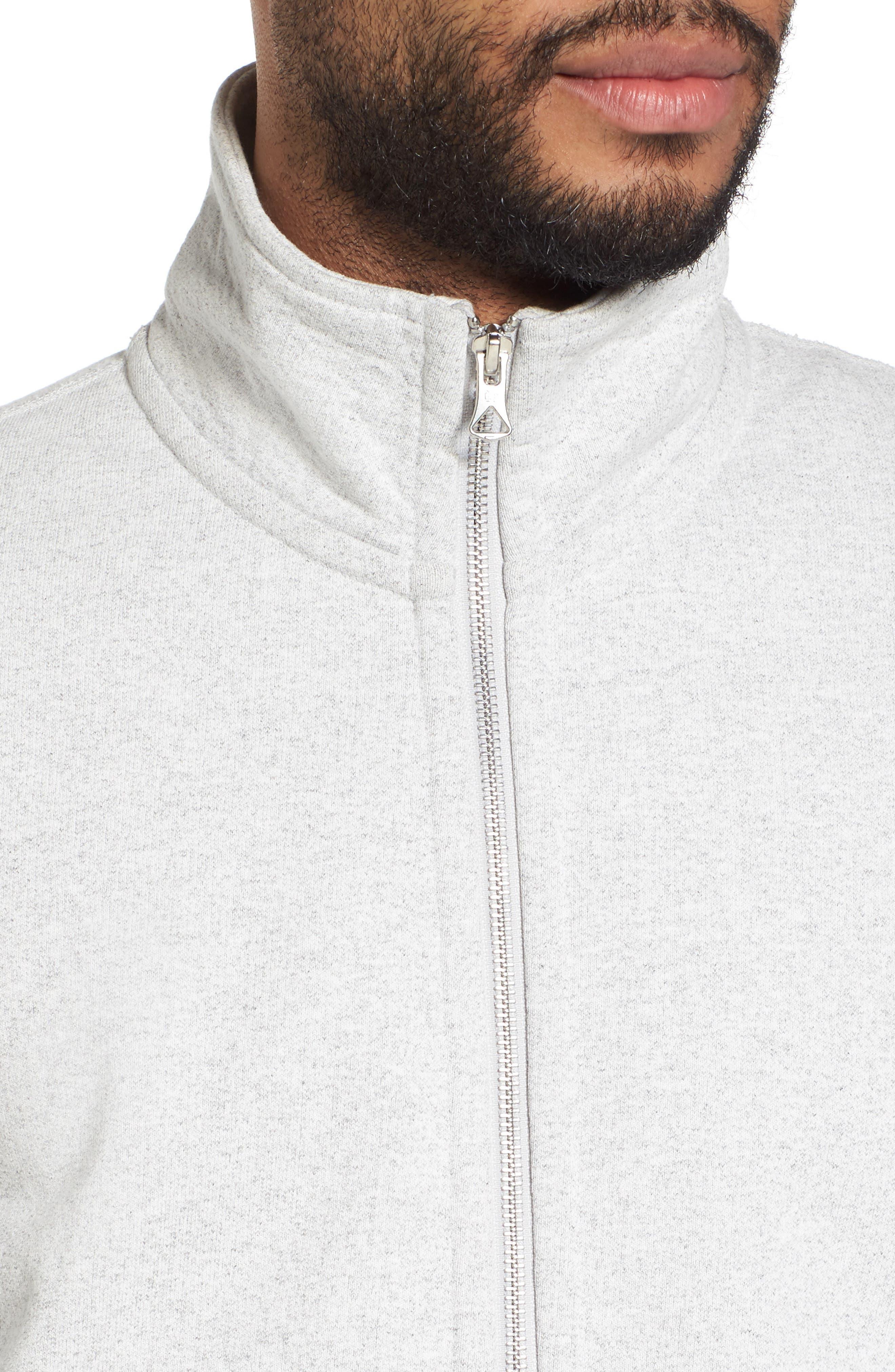 Alternate Image 4  - Reigning Champ Regular Fit Track Jacket