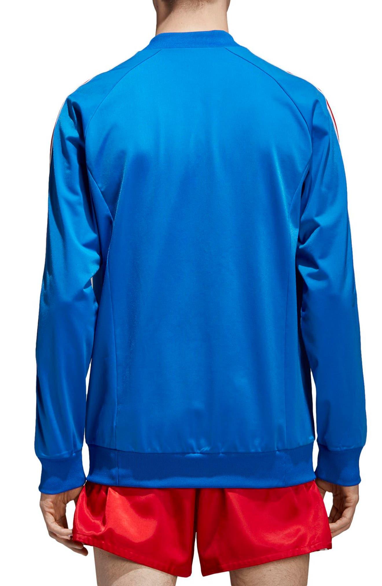 SST Track Jacket,                             Alternate thumbnail 2, color,                             Blue