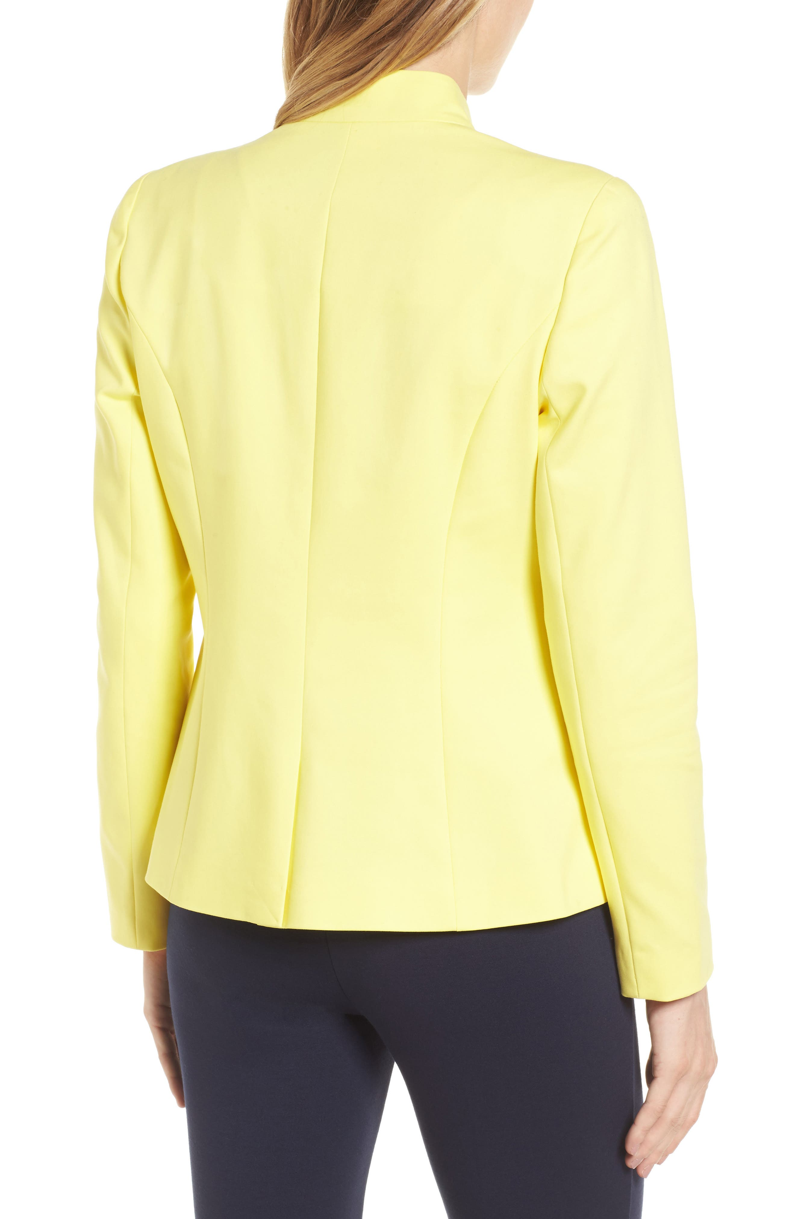 Alternate Image 2  - Chaus Stand Collar Jacket