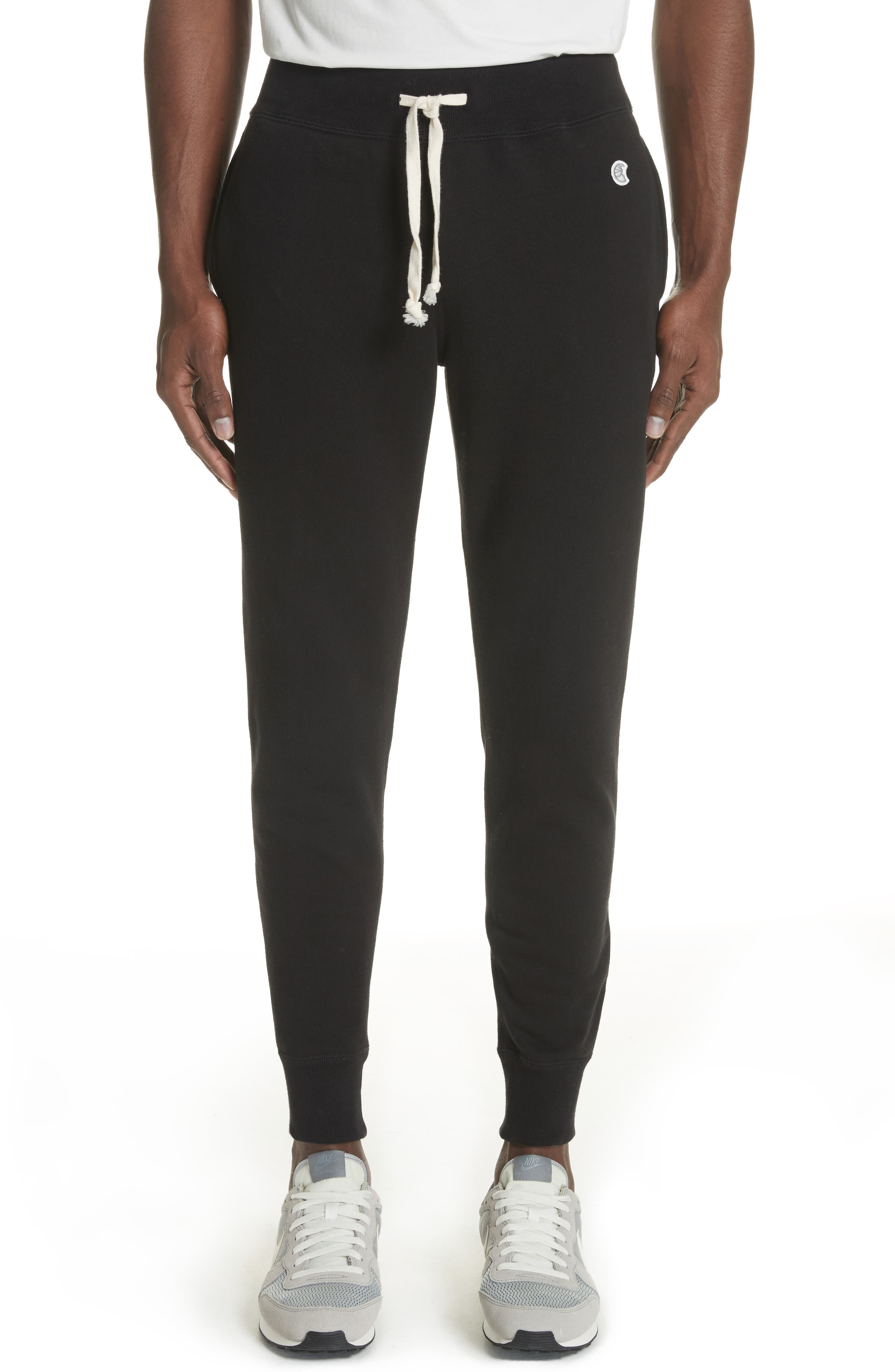 Main Image - Todd Snyder Cotton Blend Jogger Pants