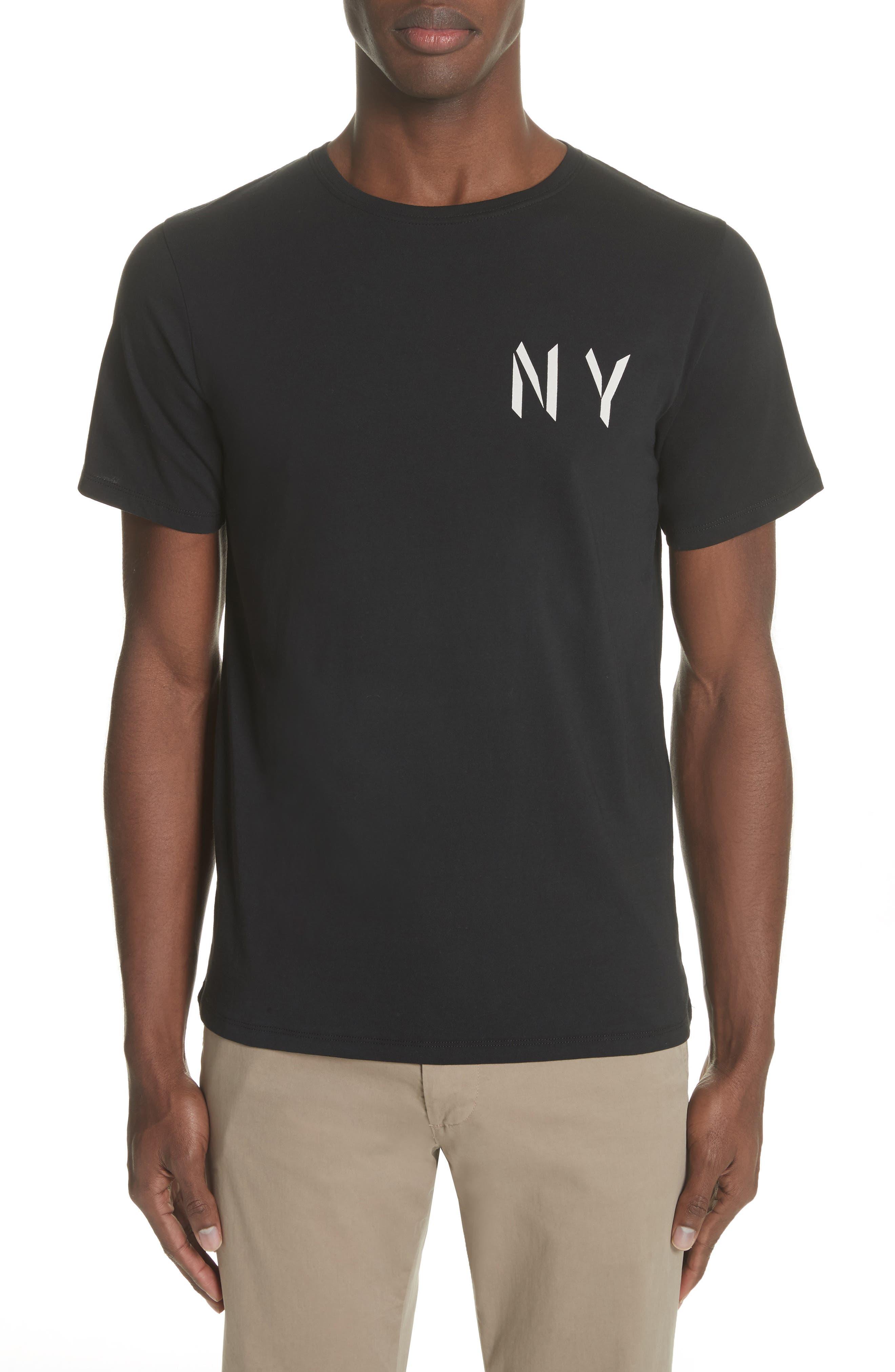 Saturdays NYC NY Graphic T-Shirt