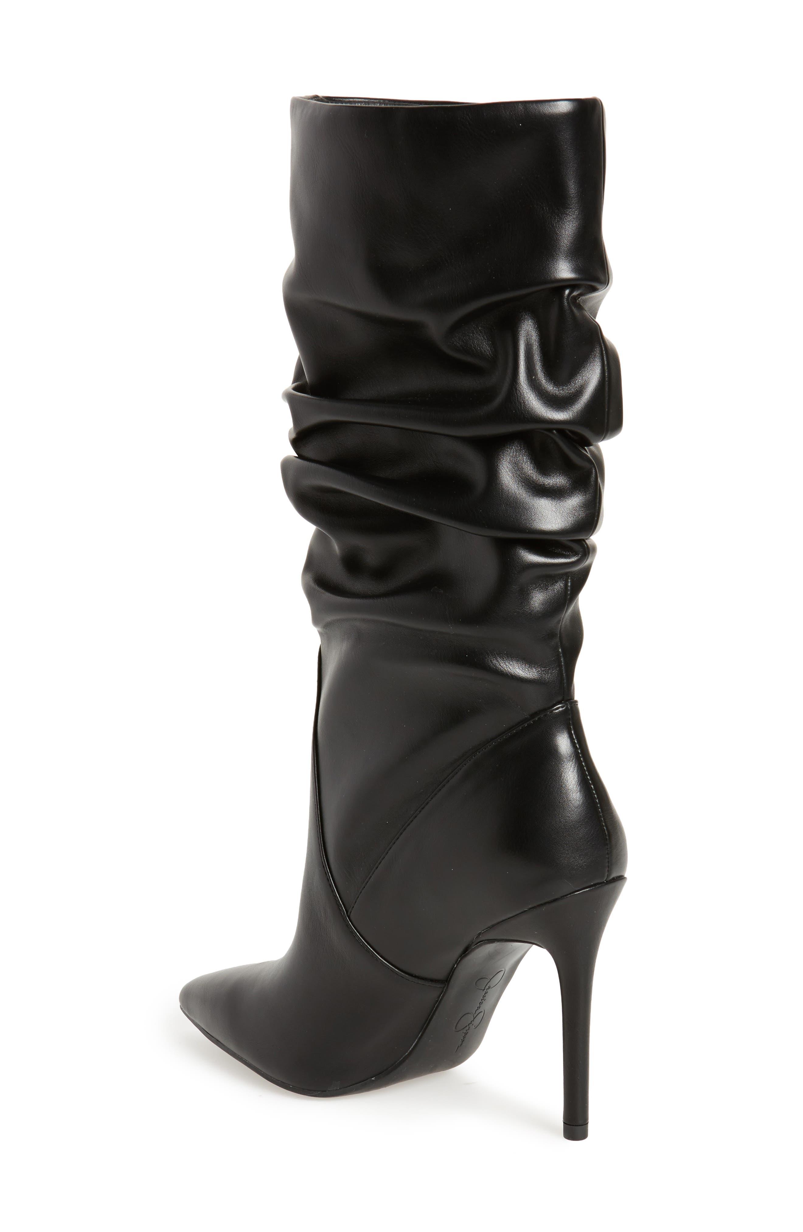 Alternate Image 2  - Jessica Simpson Lyndy Slouch Boot (Women)