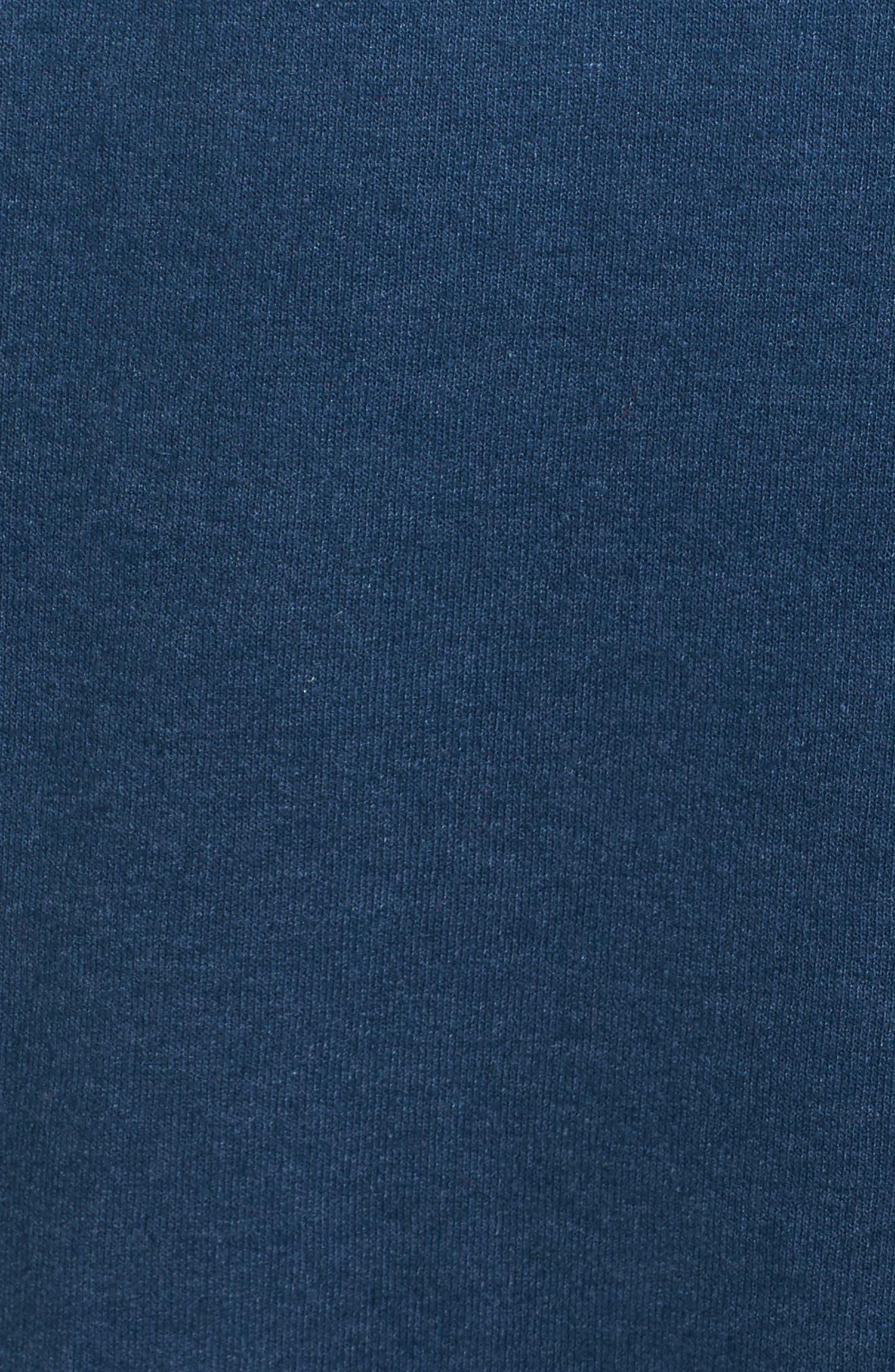 The Beatles Ombré Sweatshirt,                             Alternate thumbnail 6, color,                             True Navy