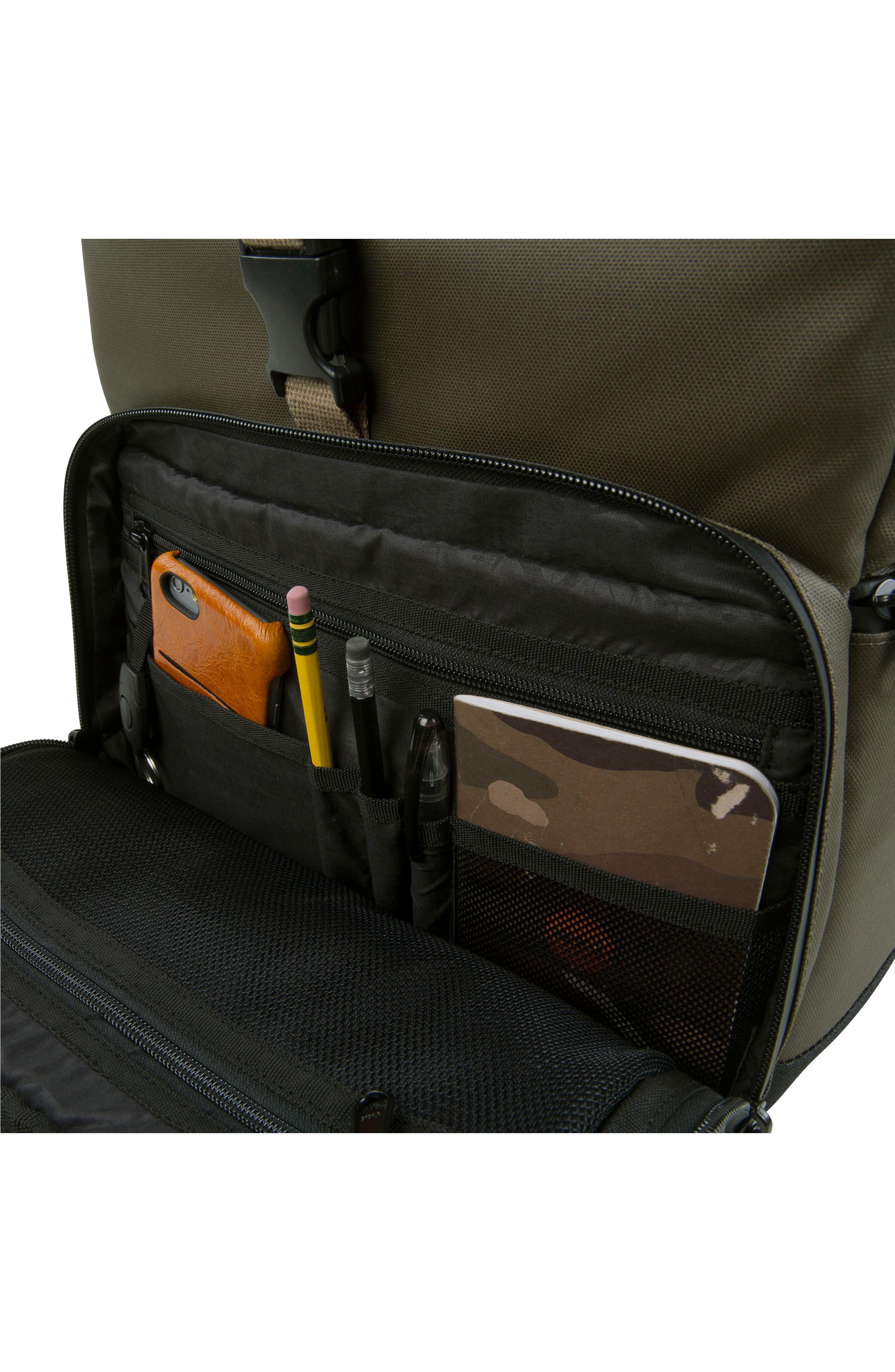 DSLR Camera Backpack,                             Alternate thumbnail 3, color,                             Olive
