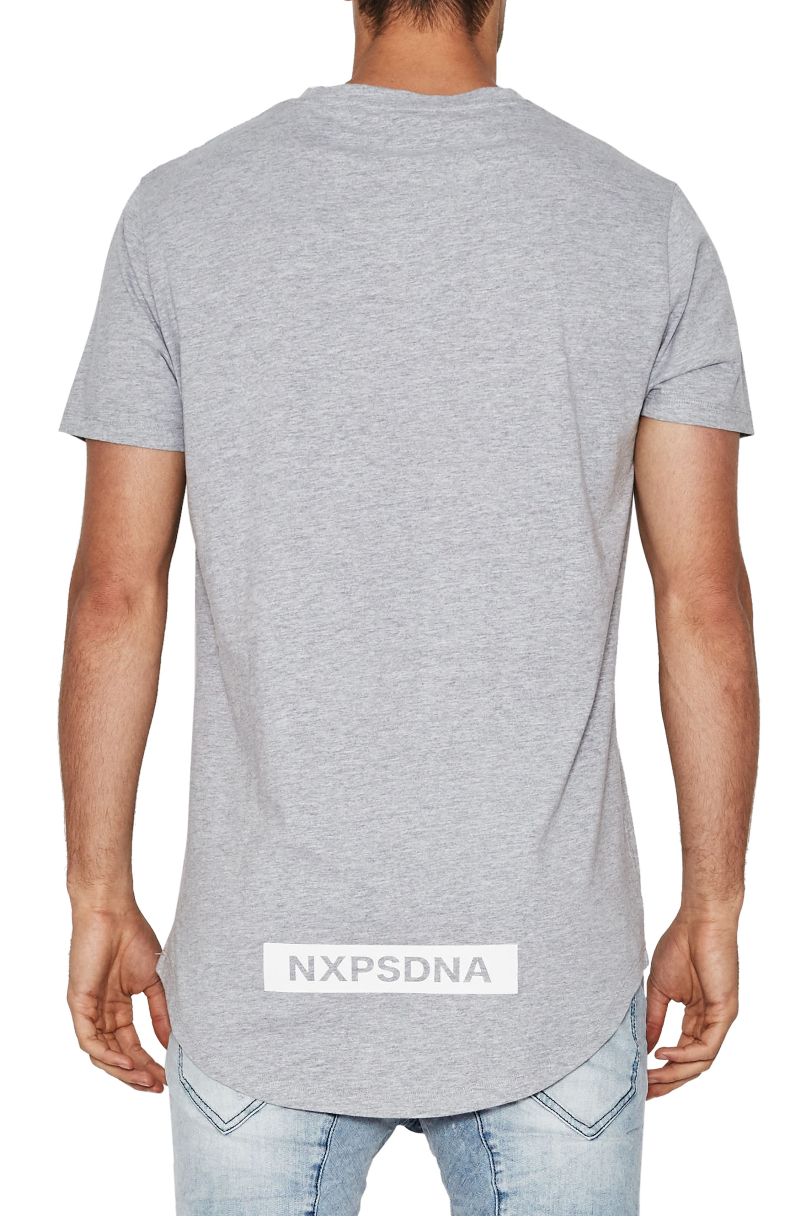 Islands Graphic T-Shirt,                             Alternate thumbnail 2, color,                             Grey Marle