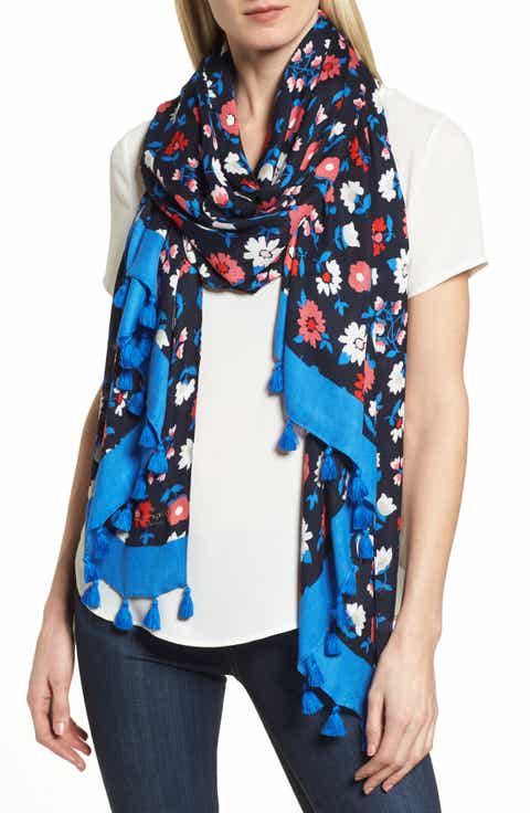 Kate spade new york scarves nordstrom kate spade new york daisy scarf sciox Image collections