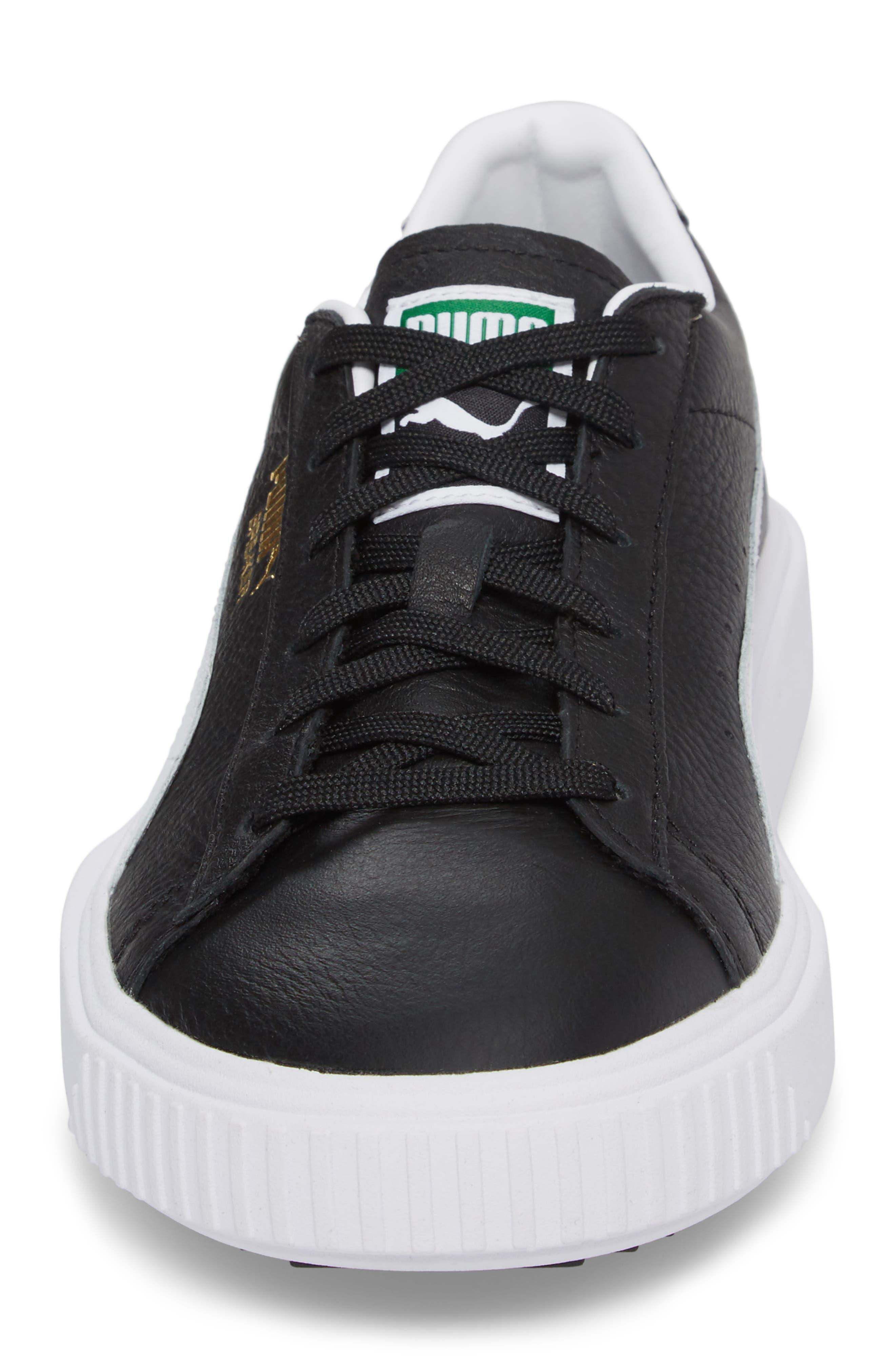 Alternate Image 4  - PUMA Breaker Low Top Sneaker (Men)