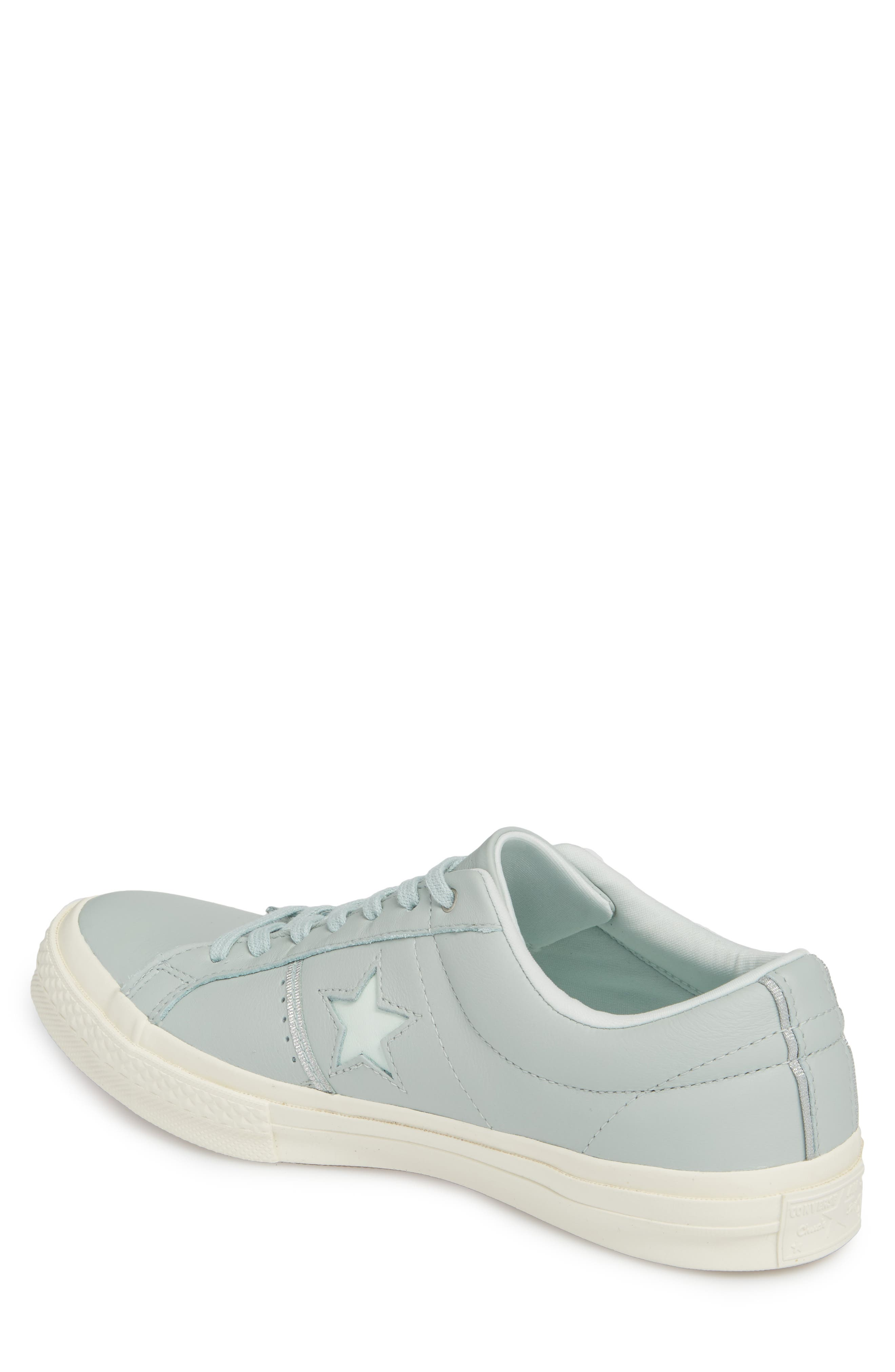 Alternate Image 2  - Converse Chuck Taylor® One Star Piping Sneaker (Men)