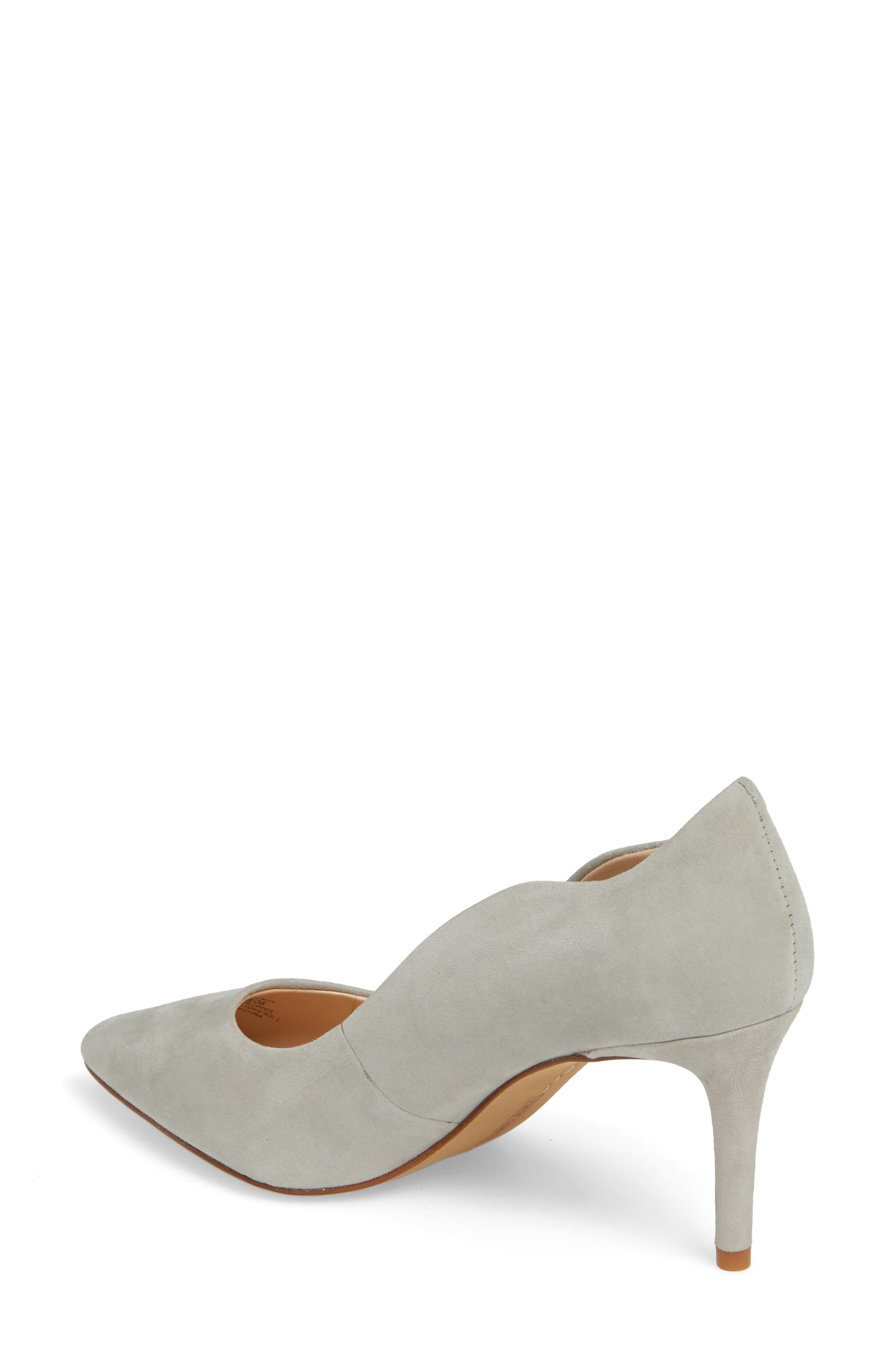 Alternate Image 2  - Vince Camuto Jaynita Pointy Toe Pump (Women)