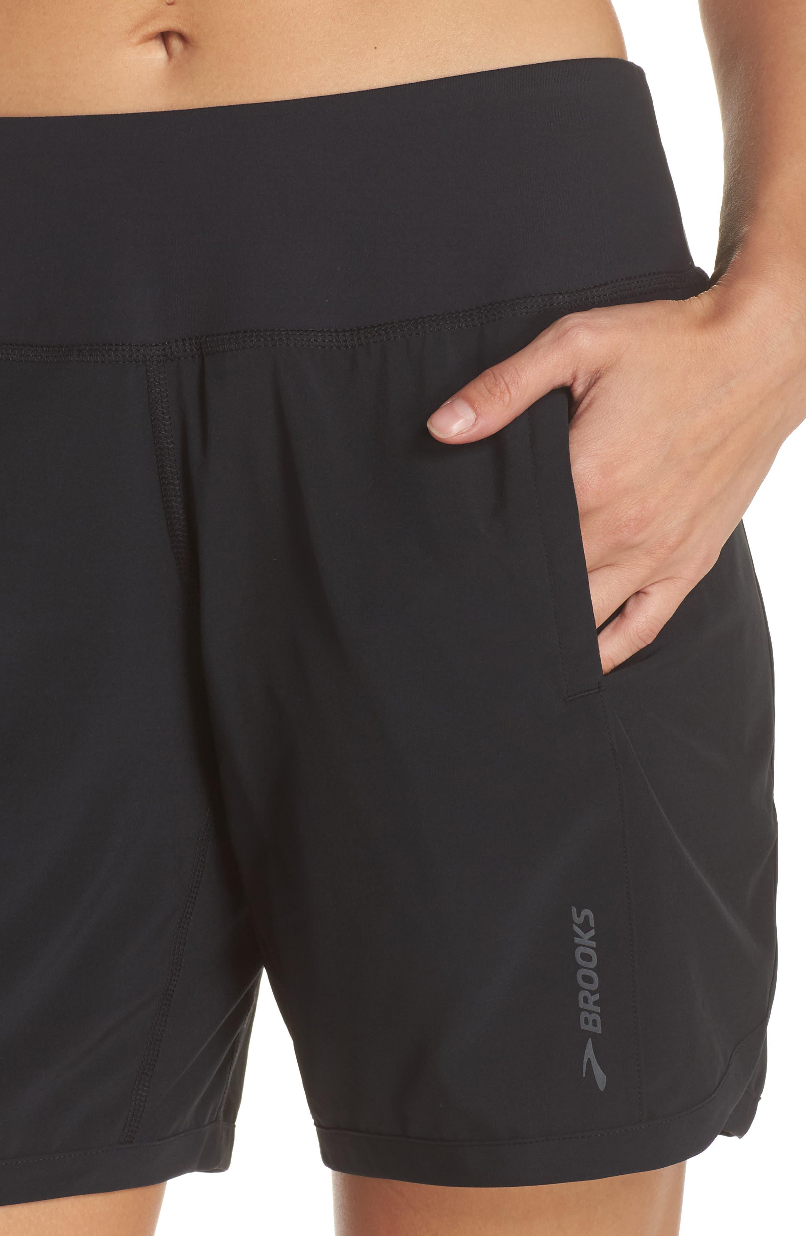 Alternate Image 4  - Brooks Chaser 7 Shorts