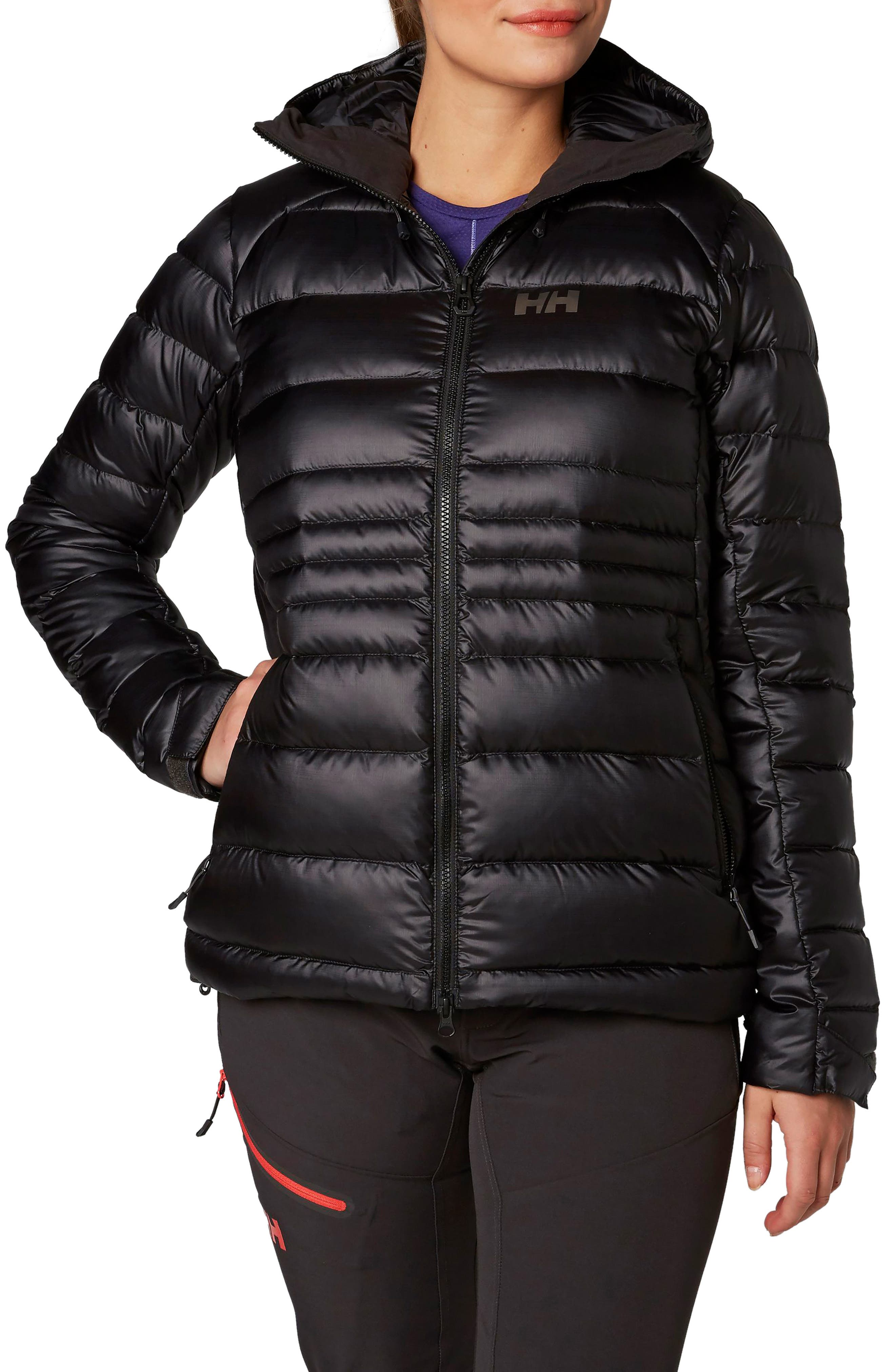 Vanir Icefall Down Jacket,                             Main thumbnail 1, color,                             Black