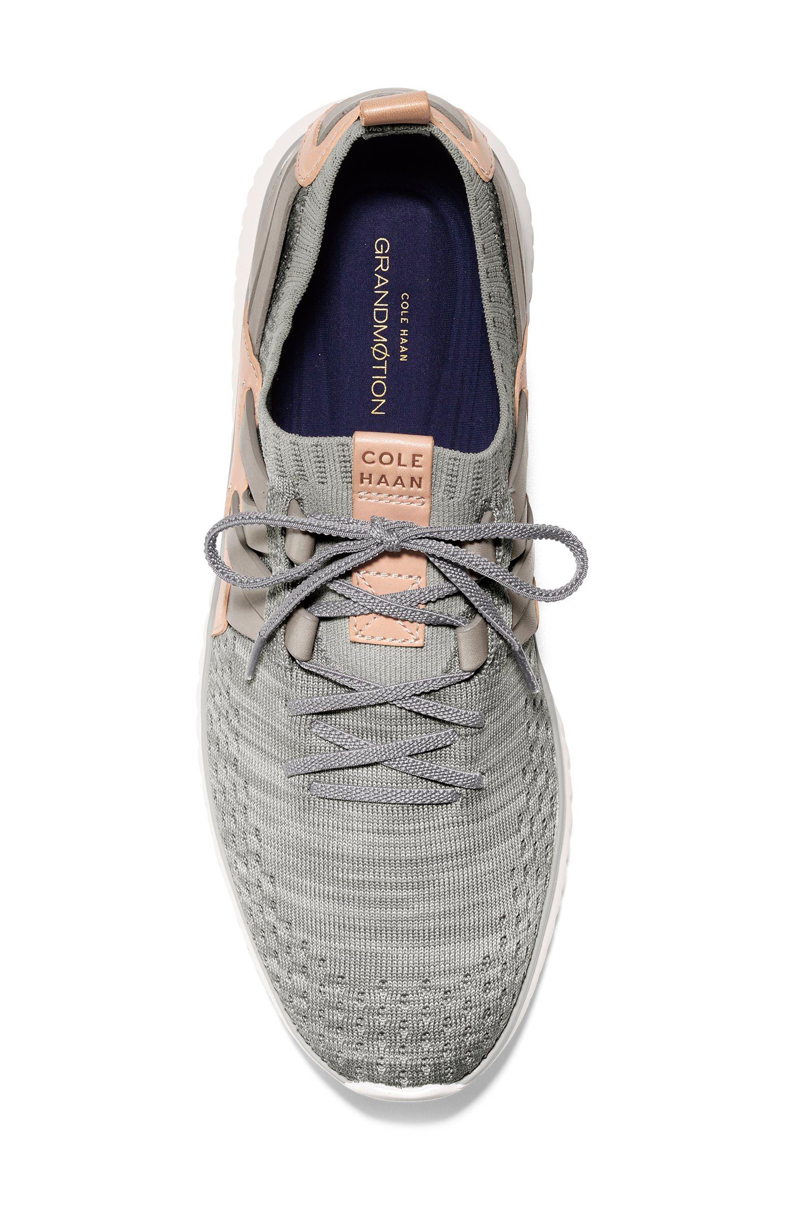 Grand Motion Sneaker,                             Alternate thumbnail 5, color,                             Rockridge/ Ivory