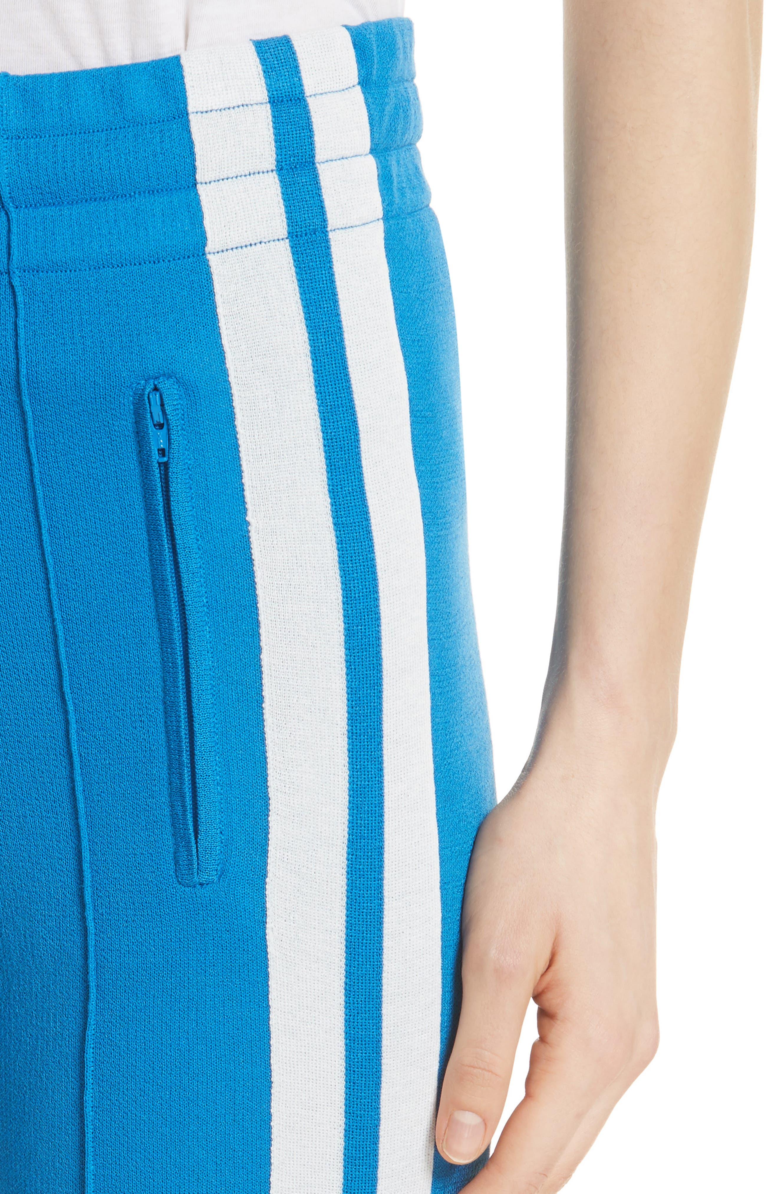 Isabel Marant Étoile Dobbs Pants,                             Alternate thumbnail 5, color,                             Electric Blue