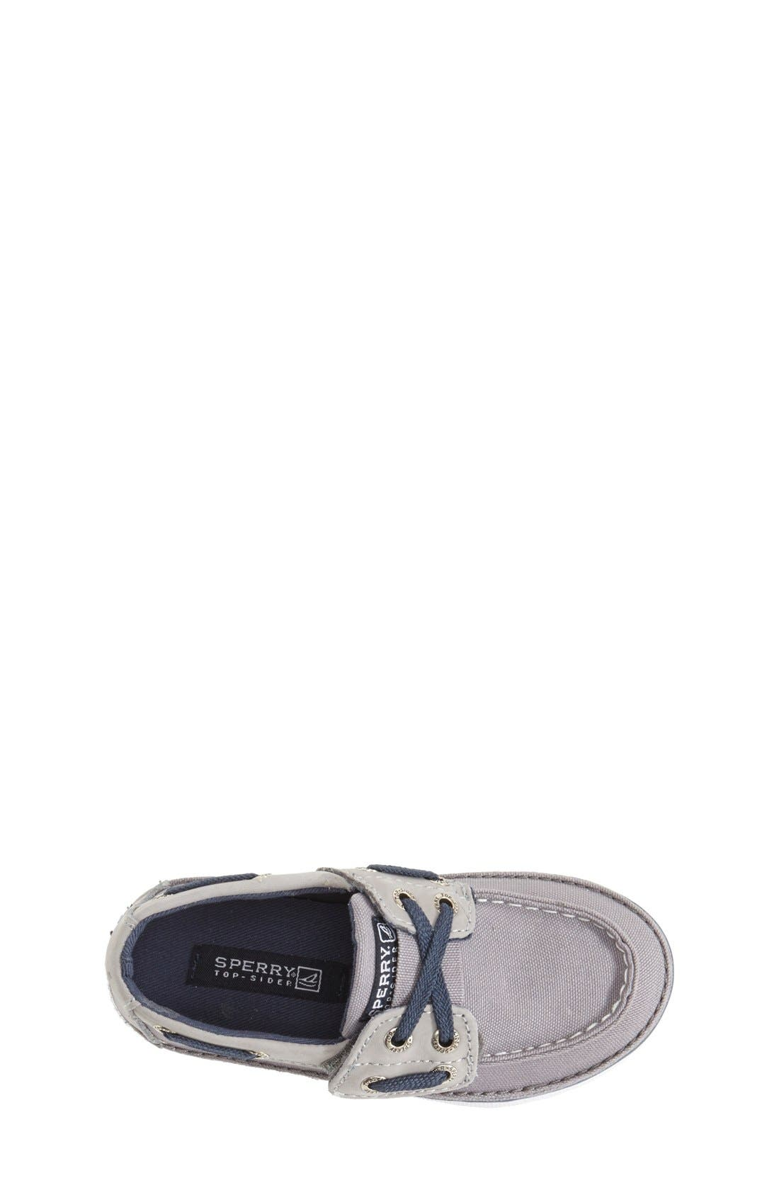 Alternate Image 3  - Sperry Kids 'Cruz Jr.' Slip-On Boat Shoe (Walker & Toddler)