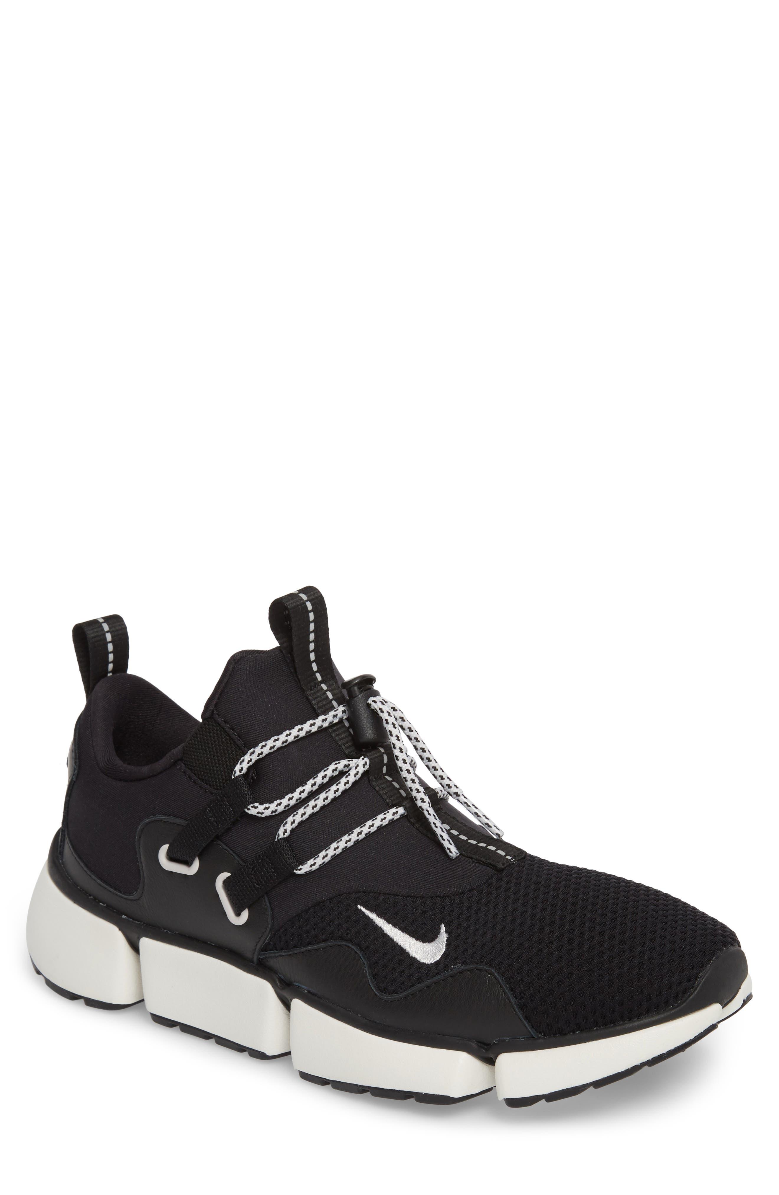 Pocket Knife DM Sneaker,                             Main thumbnail 1, color,                             Black/ Vast Grey/ Sail