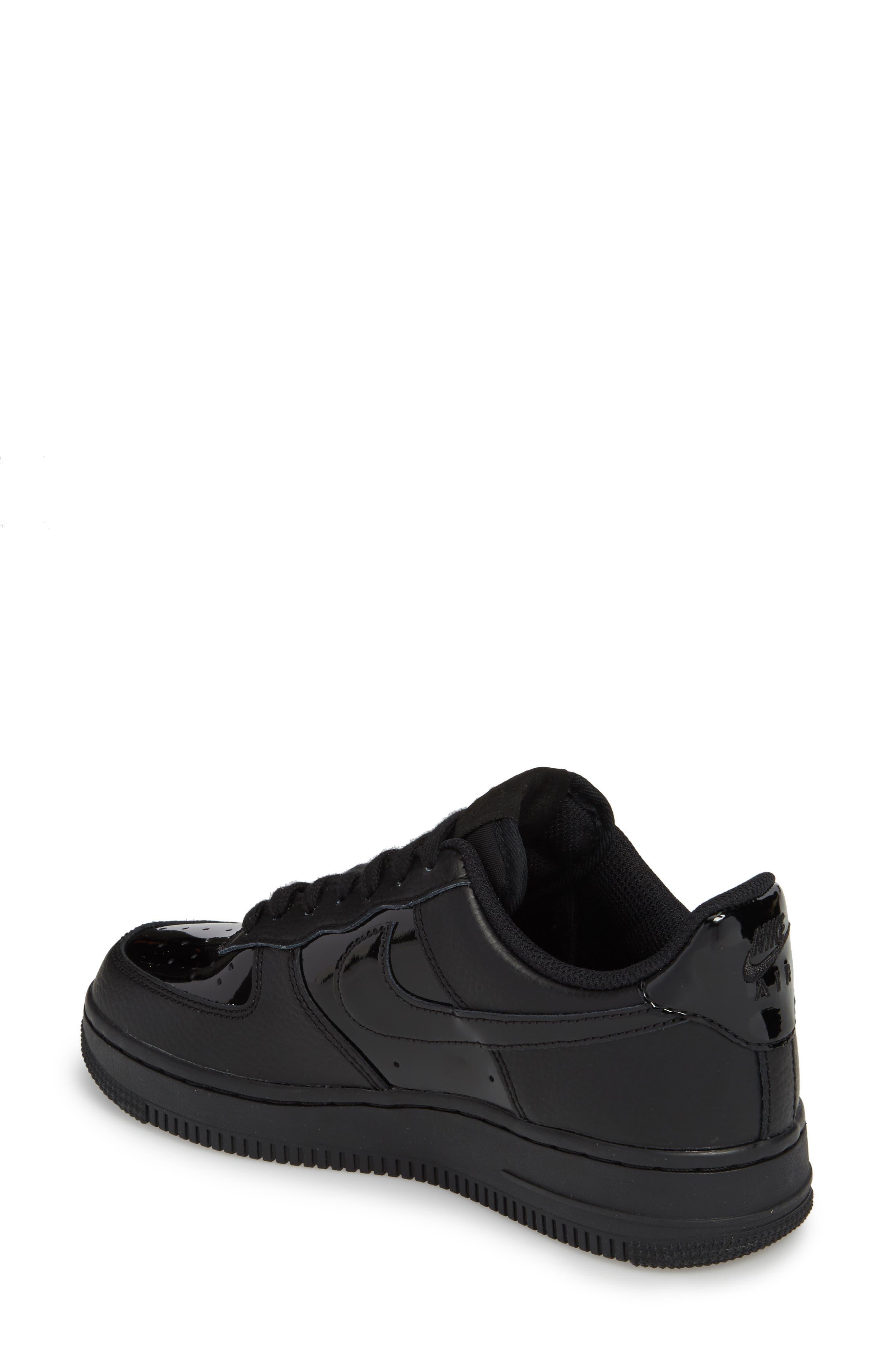 Alternate Image 2  - Nike Air Force 1 '07 Patent Sneaker (Women)