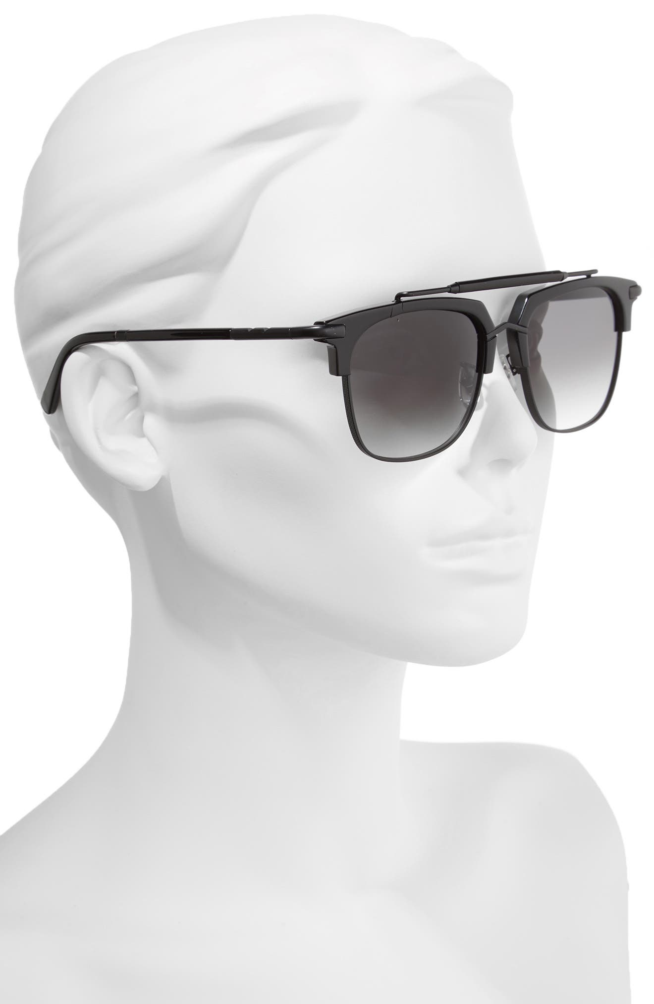 Alternate Image 2  - Pared Cocktails & Dreams 53mm Sunglasses