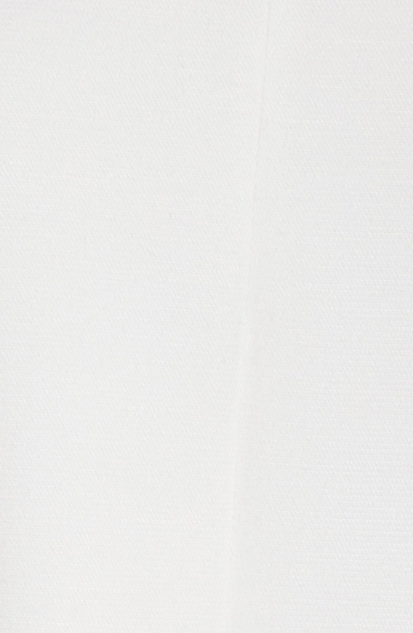 Sunday Brunch Sleeveless Midi Dress,                             Alternate thumbnail 5, color,                             White