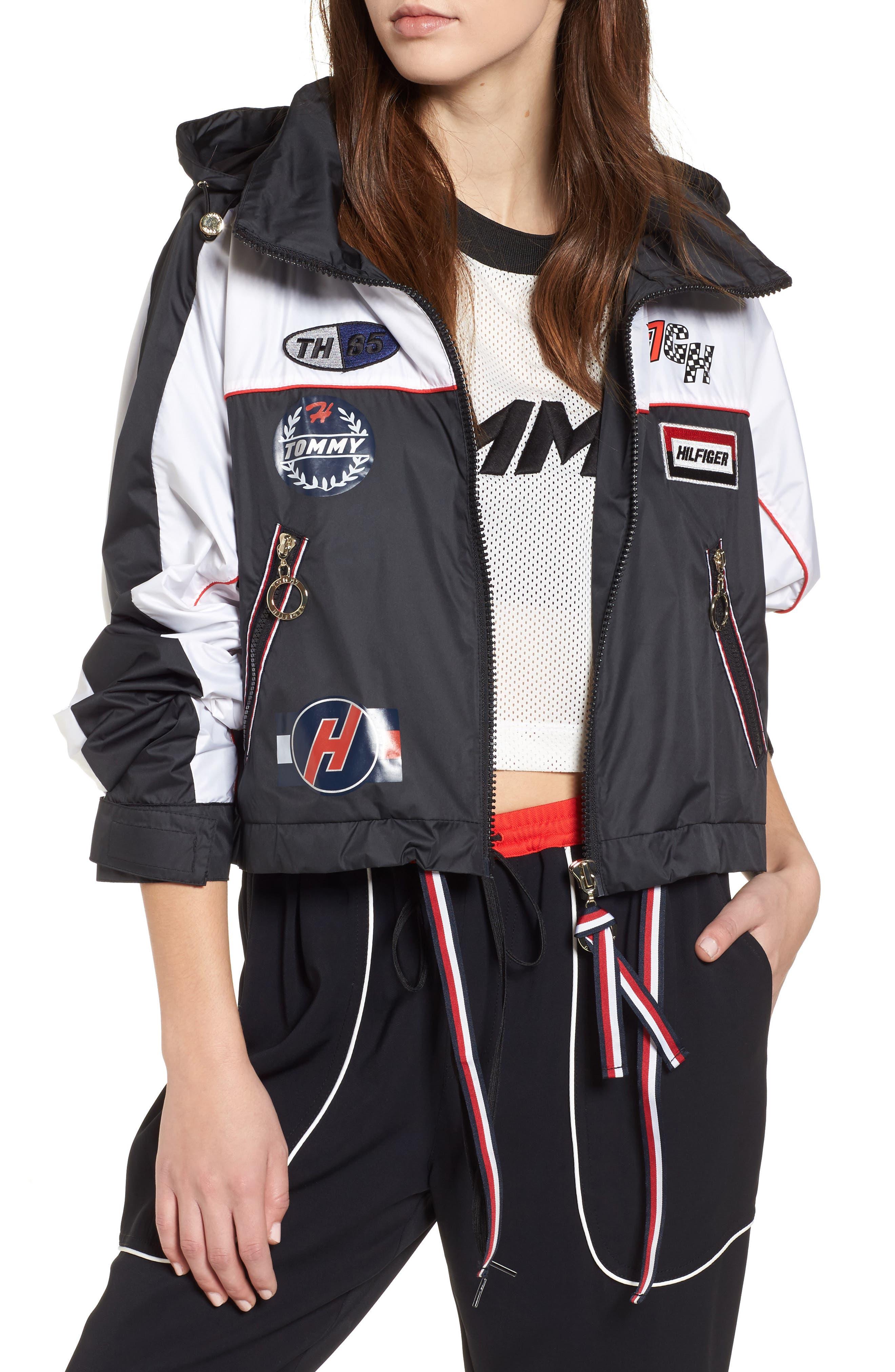 TOMMY JEANS x Gigi Hadid Windbreaker Jacket