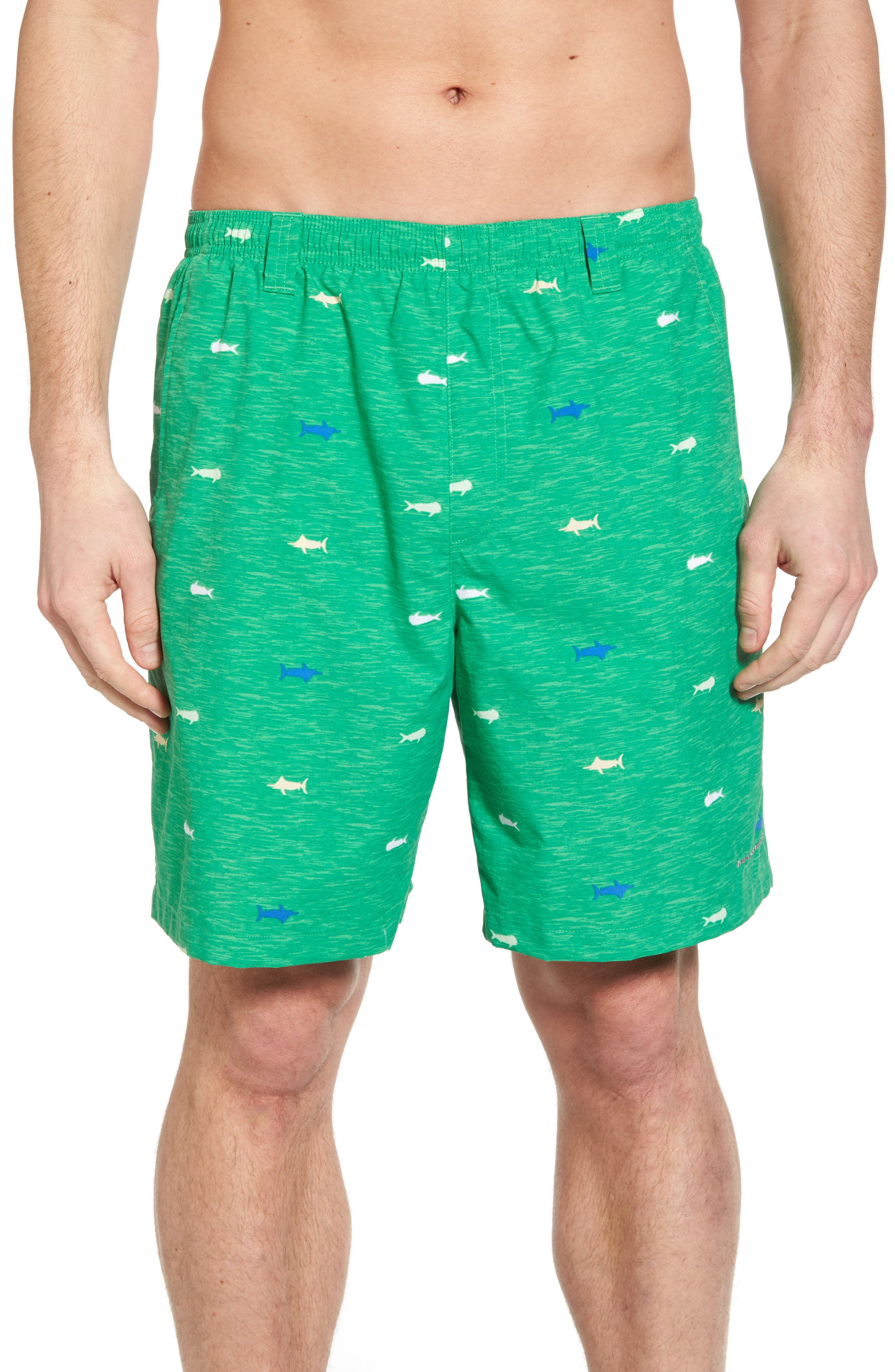 Columbia PFG Backcast II Print Swim Trunks