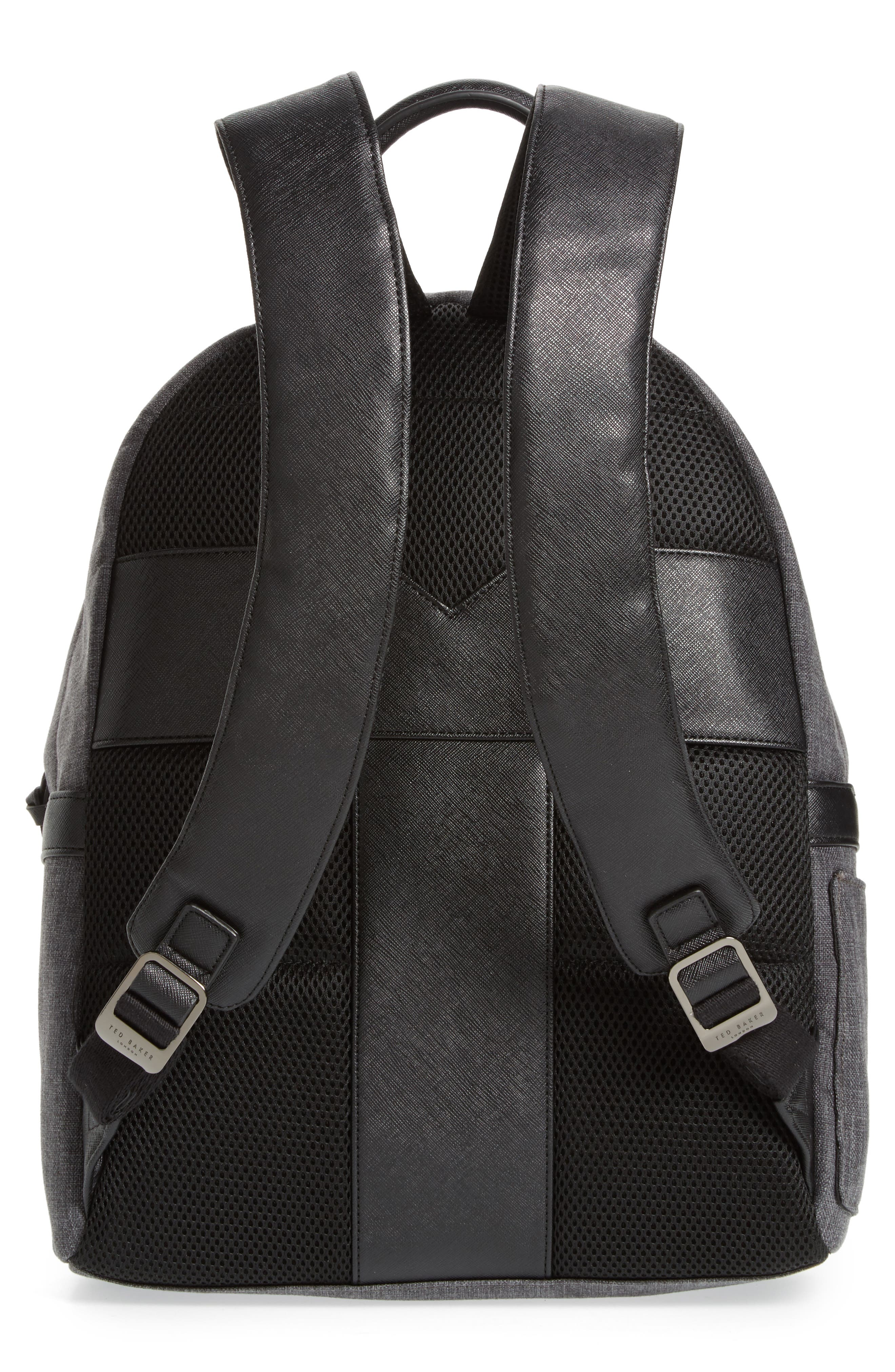 Lychee Backpack,                             Alternate thumbnail 3, color,                             Charcoal