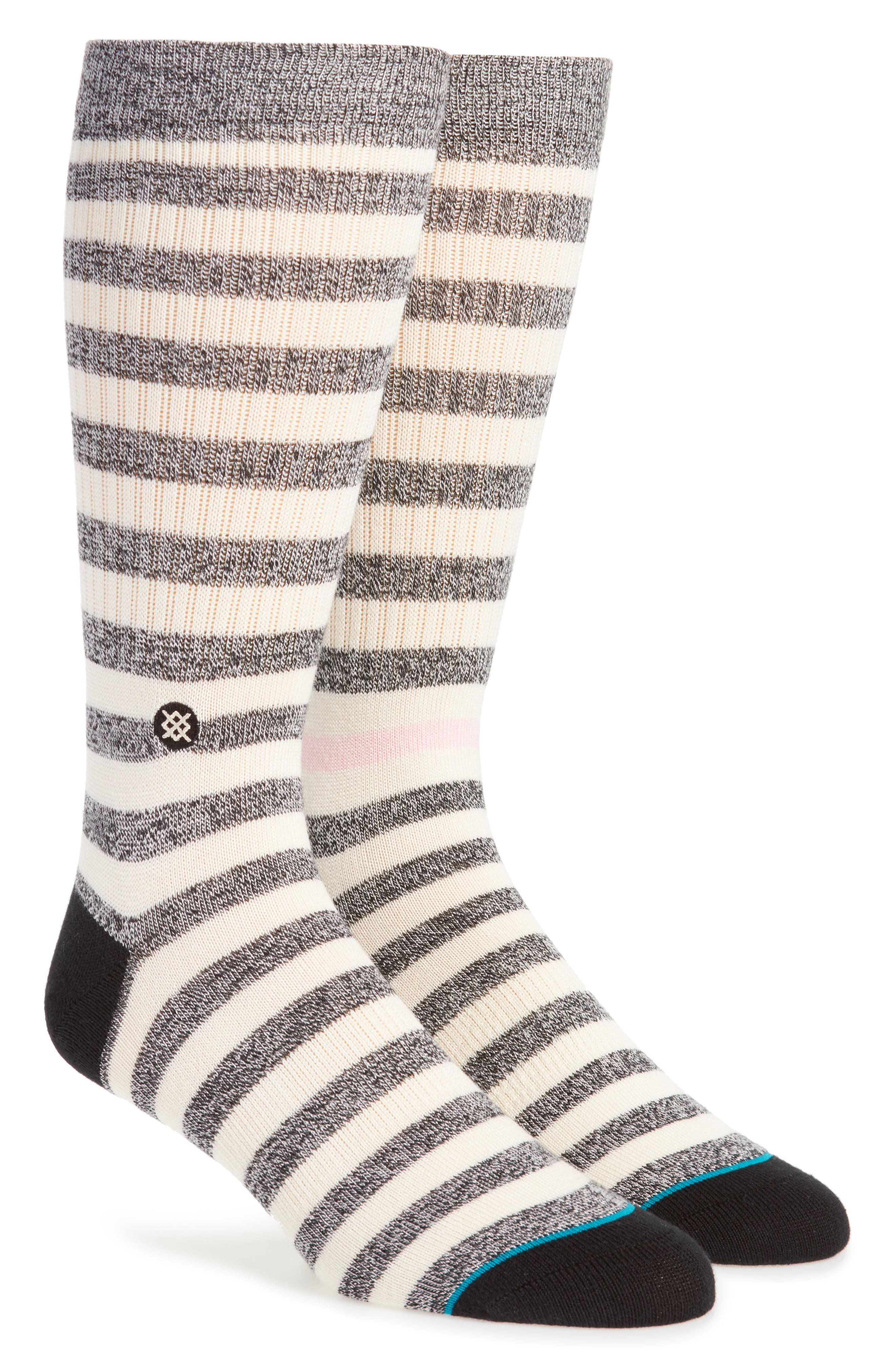 Main Image - Stance Honey Stripe Socks