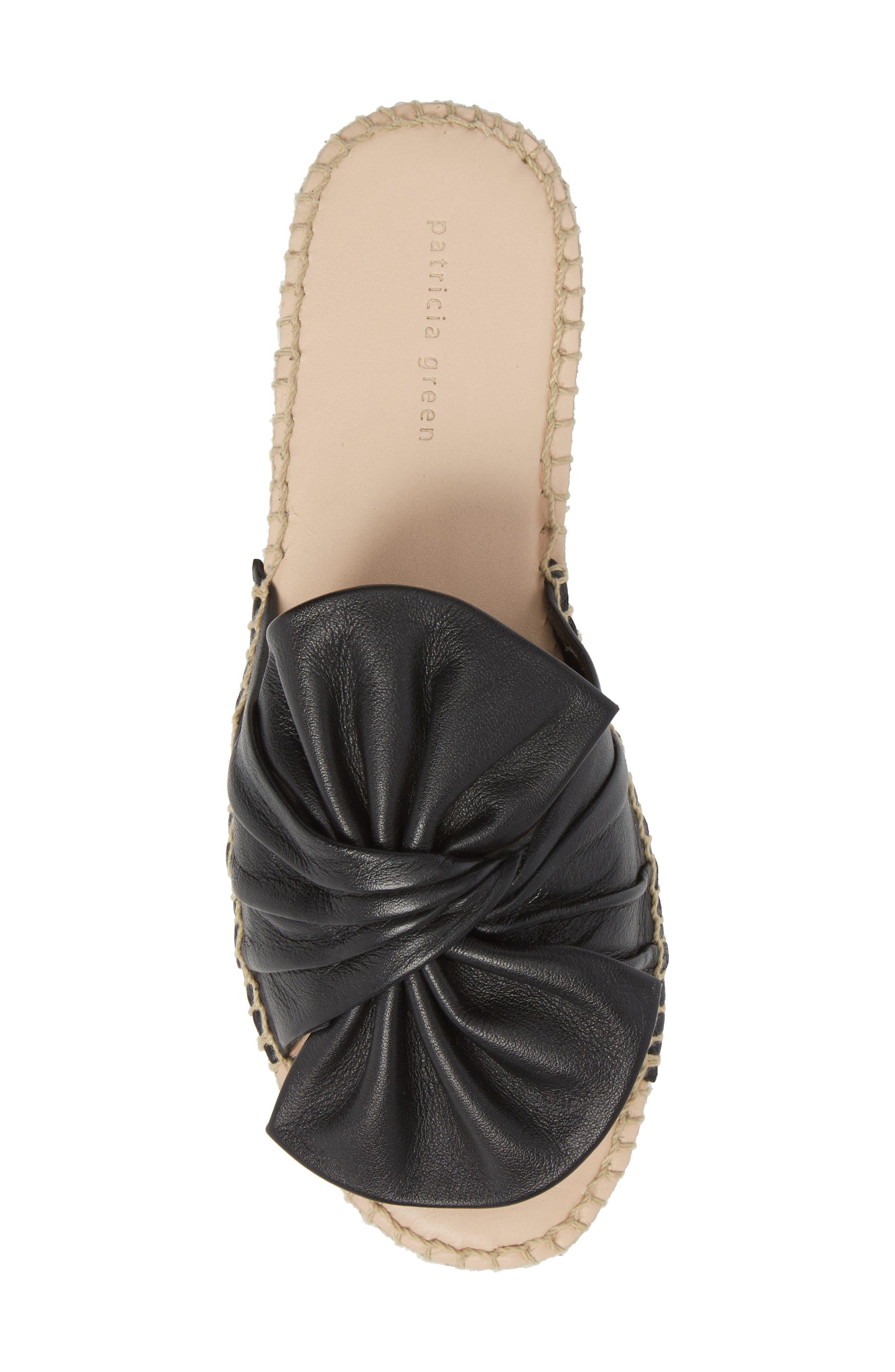 Alternate Image 5  - patricia green Belinda Bow Espadrille Slide Sandal (Women)