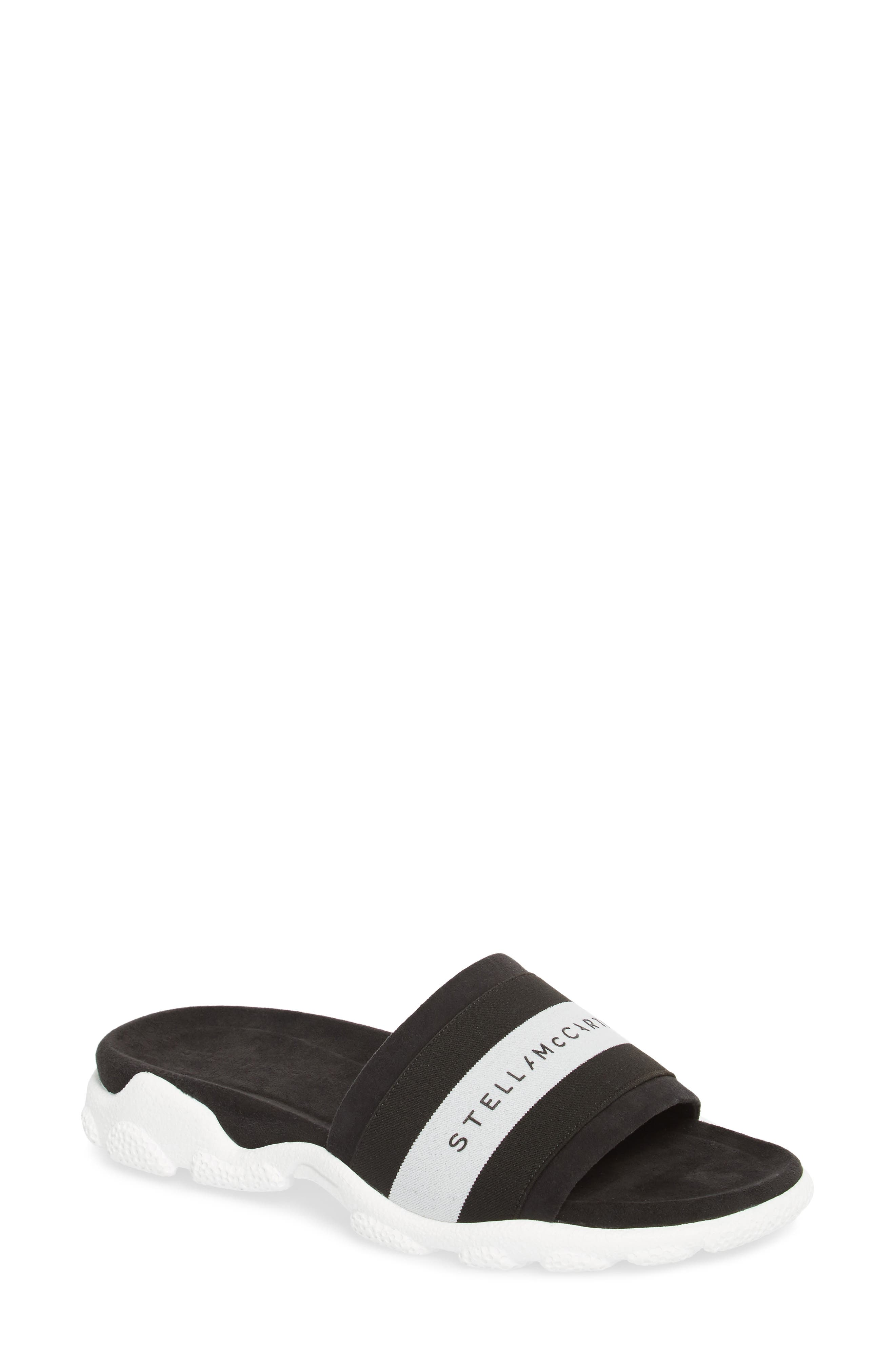 Stella McCartney Slide Sandal (Women)