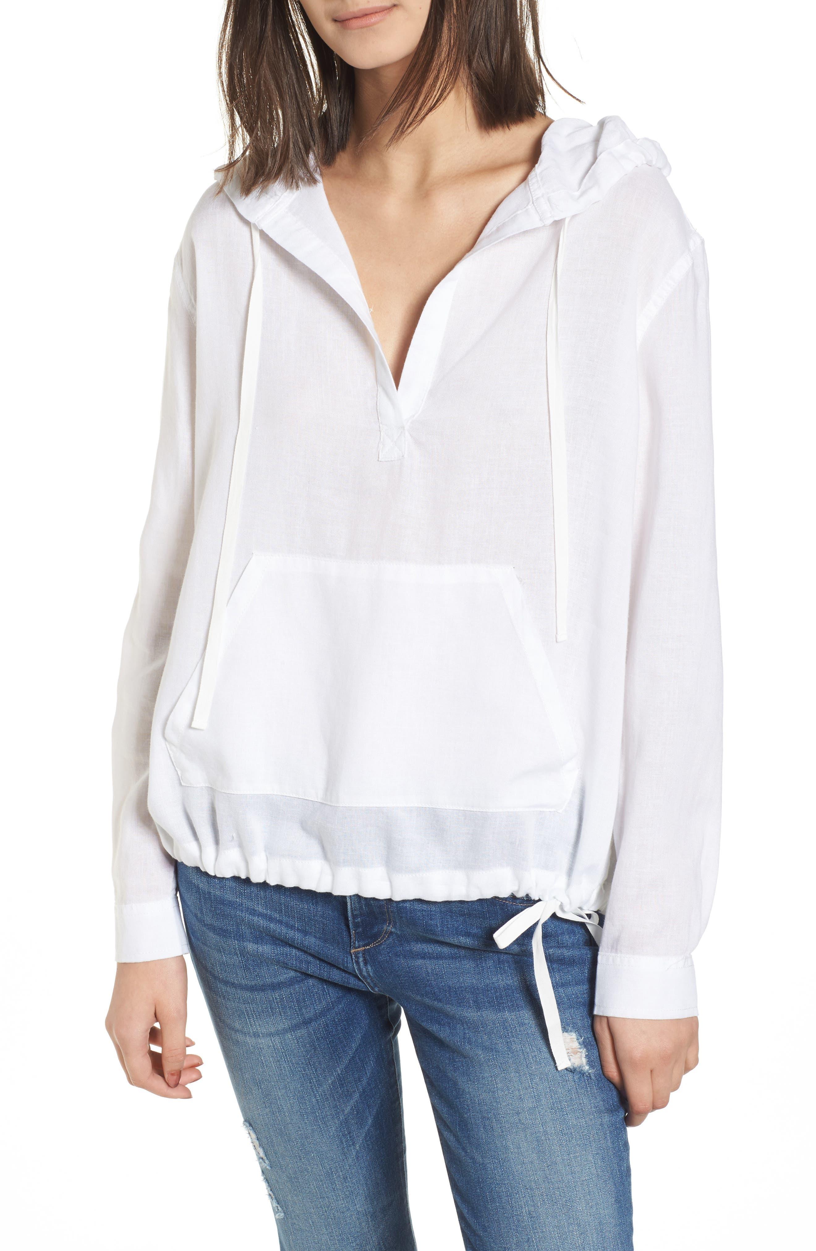 Greenport Hoodie,                         Main,                         color, White