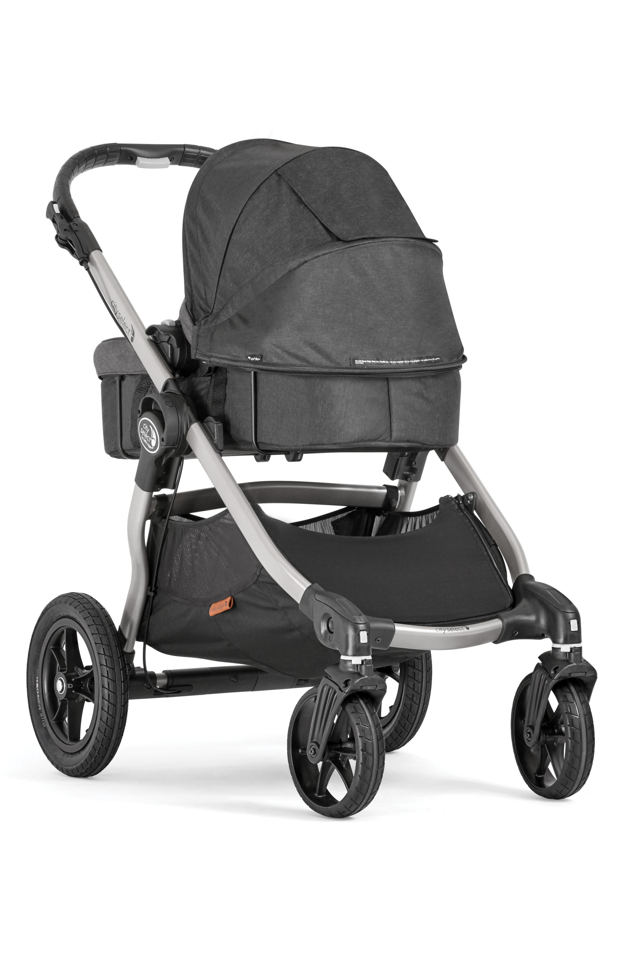 City Select<sup>®</sup> 2018 Special Edition 10-Year Anniversary Stroller,                             Alternate thumbnail 4, color,                             Grey