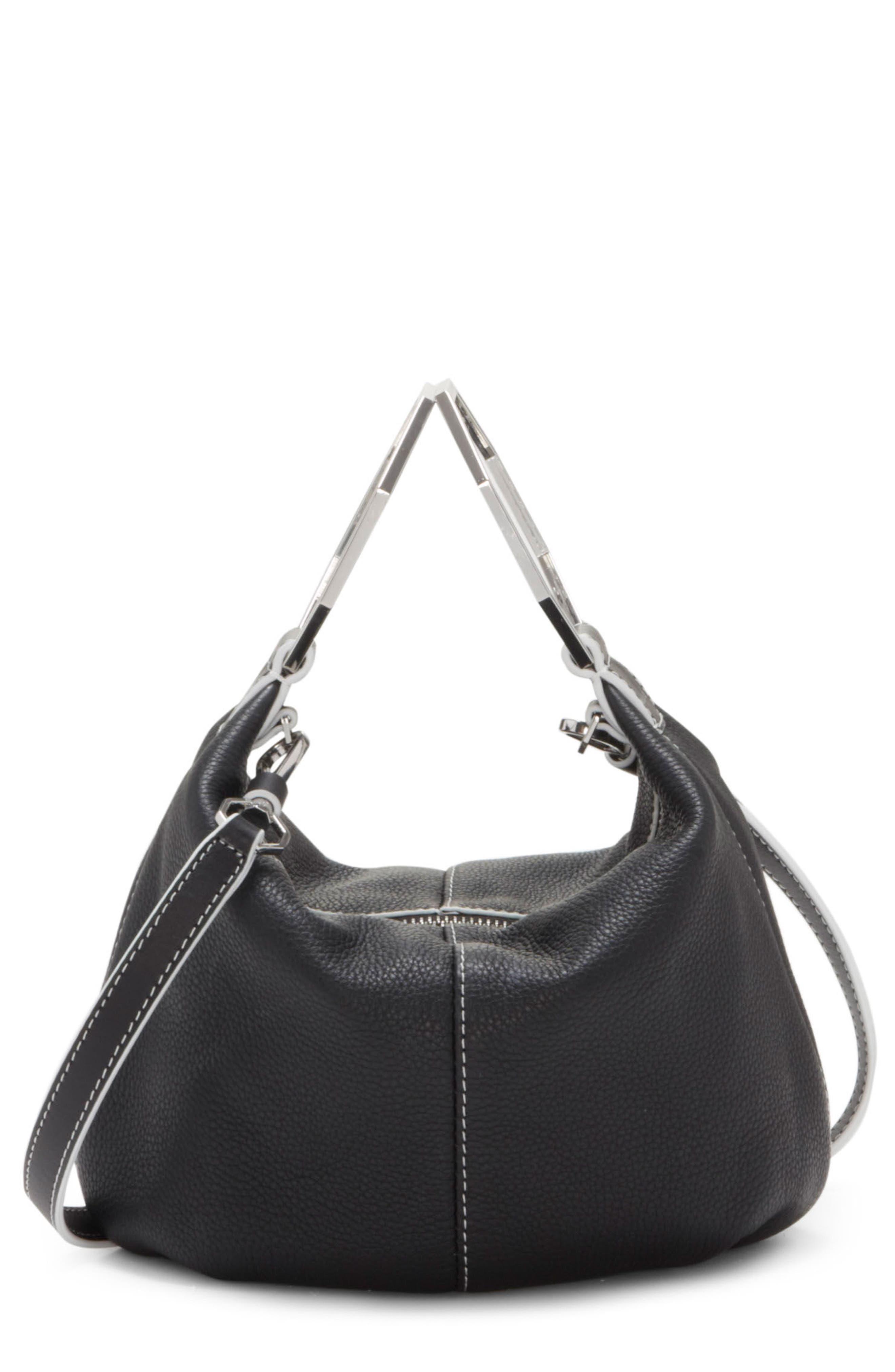 Louise et Cie Tysse Leather Bracelet Bag