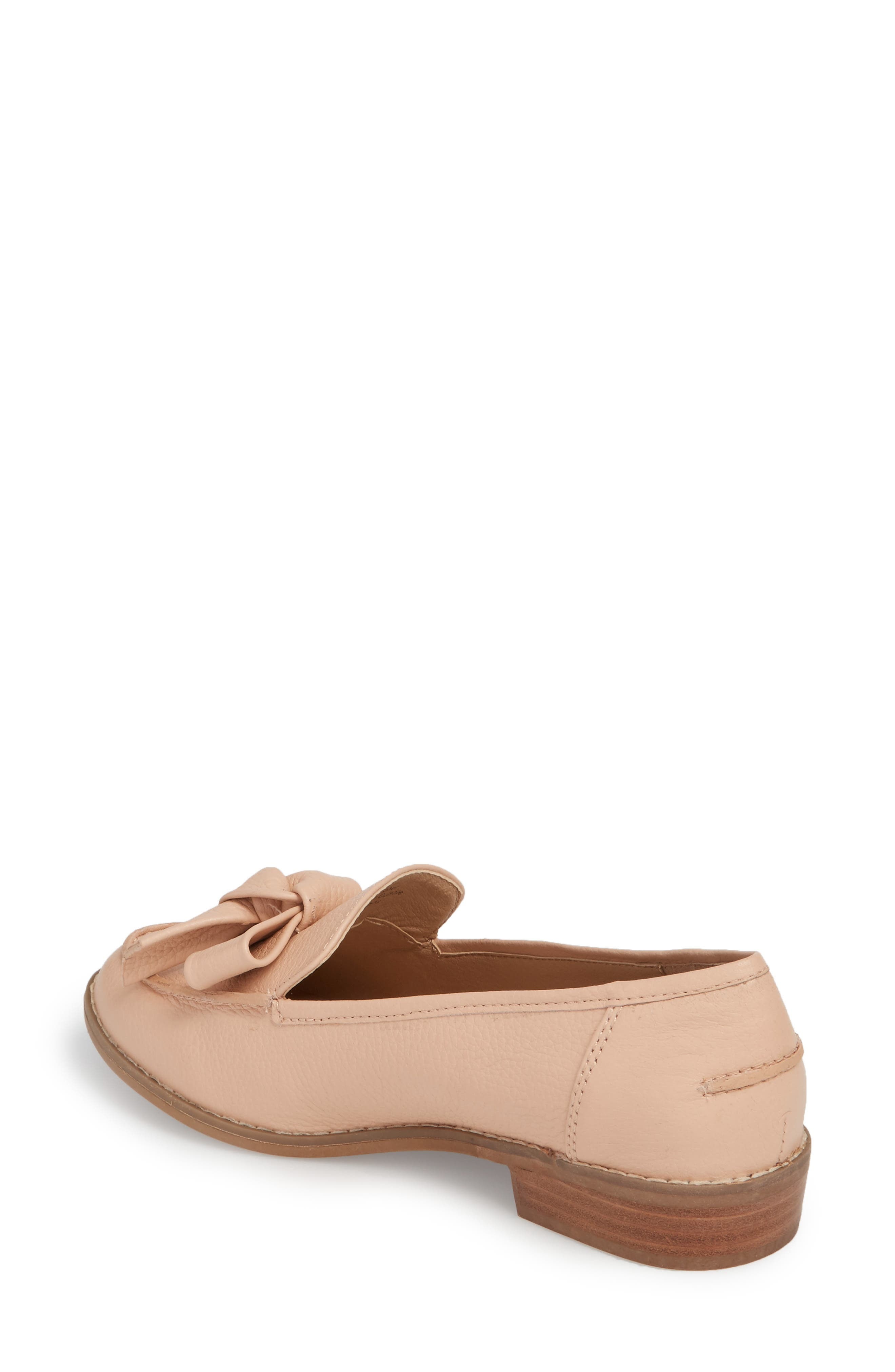 Beaux Loafer,                             Alternate thumbnail 2, color,                             Blush