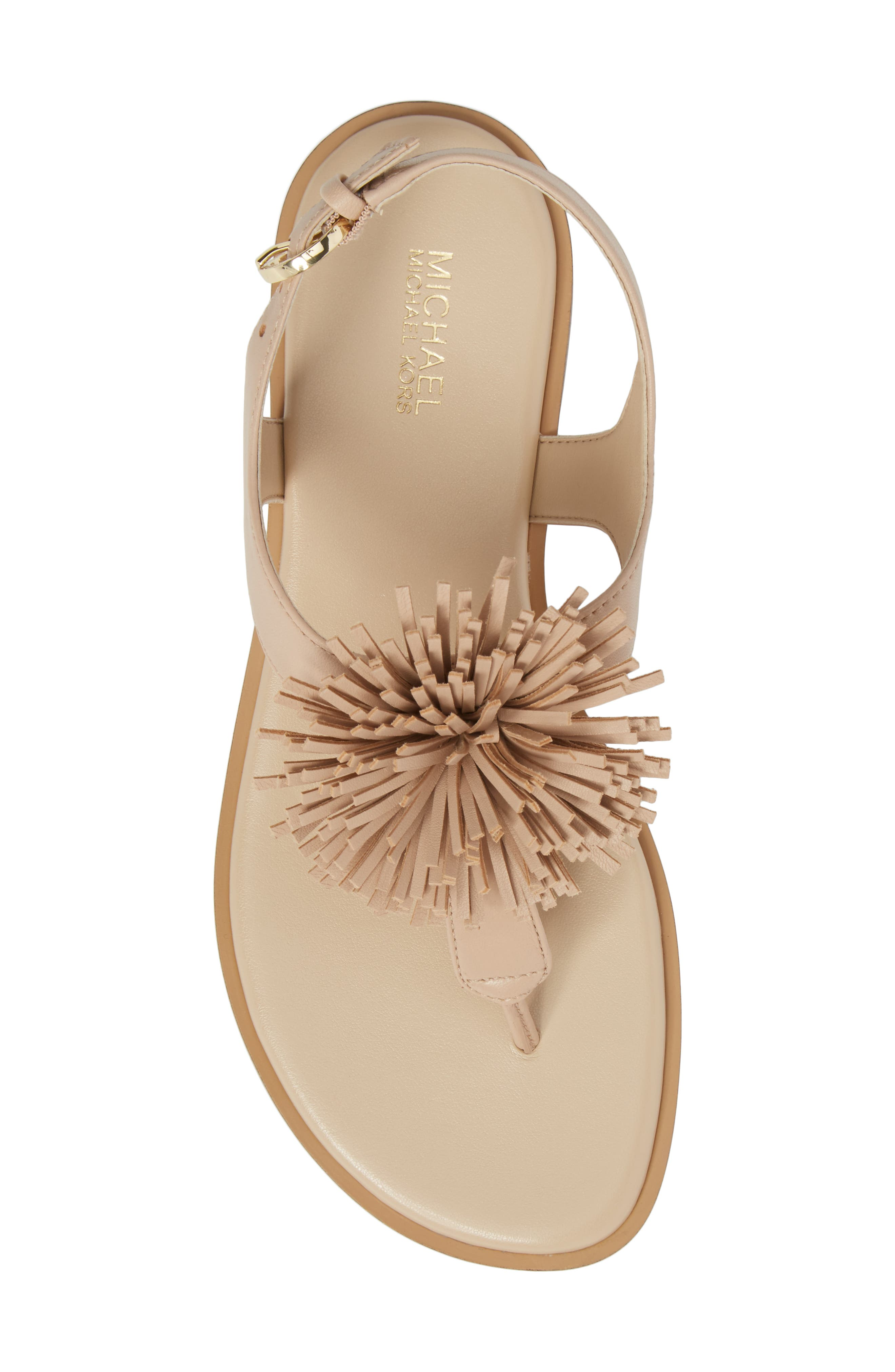 Alternate Image 5  - MICHAEL Michael Kors Lolita Sandal (Women)