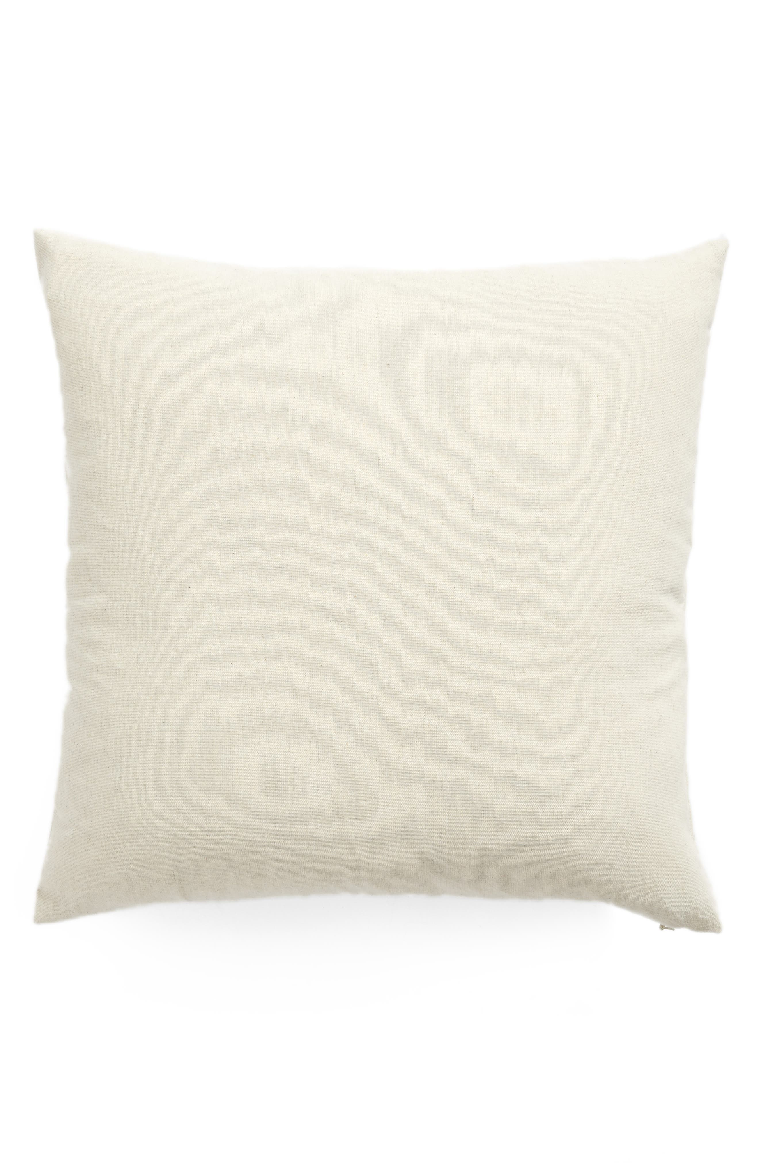 Hugs & Kisses Accent Pillow,                             Alternate thumbnail 3, color,                             Pink Brick O