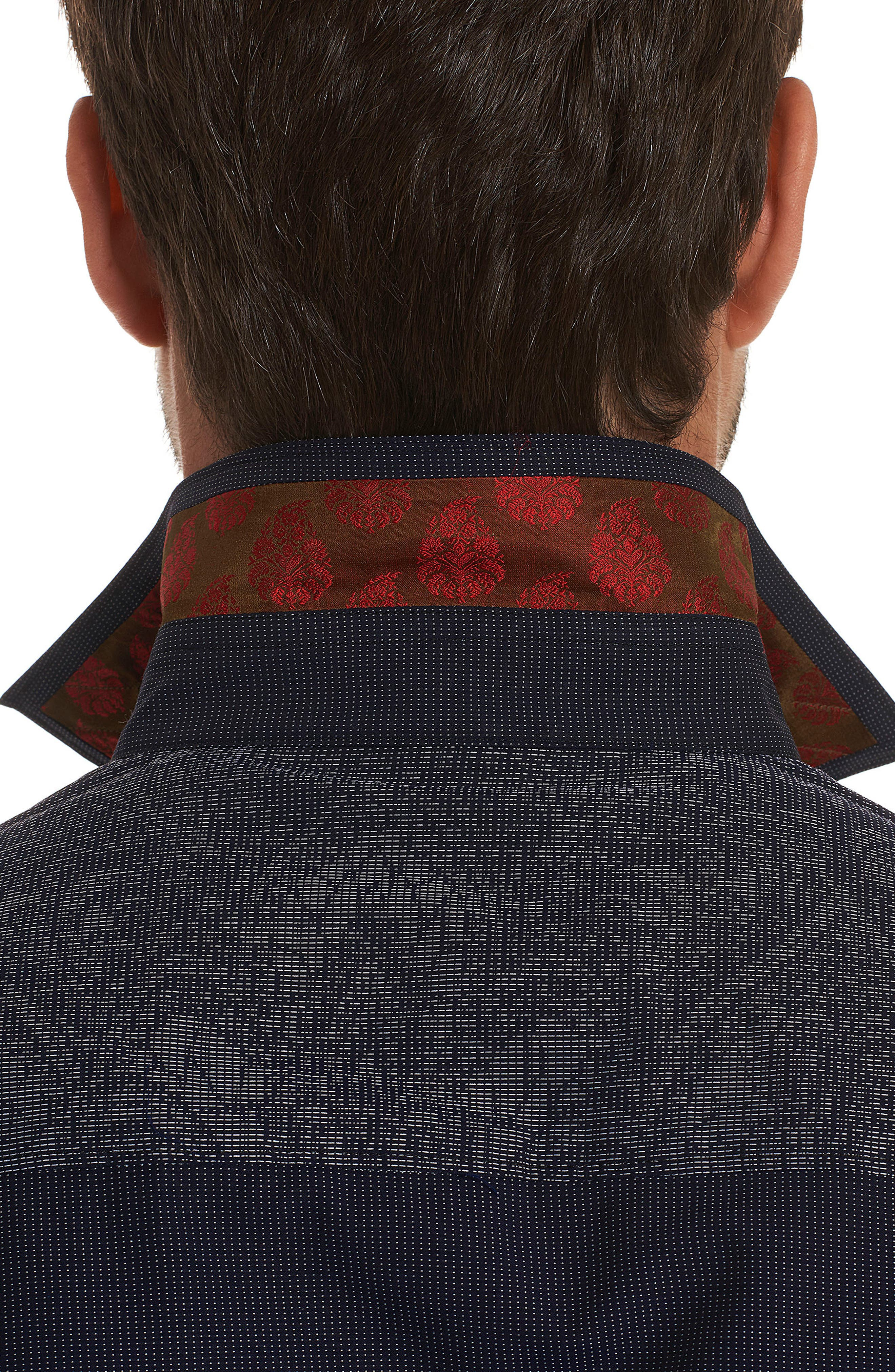 Alternate Image 3  - Robert Graham The Cooley Limited Edition Classic Fit Sport Shirt
