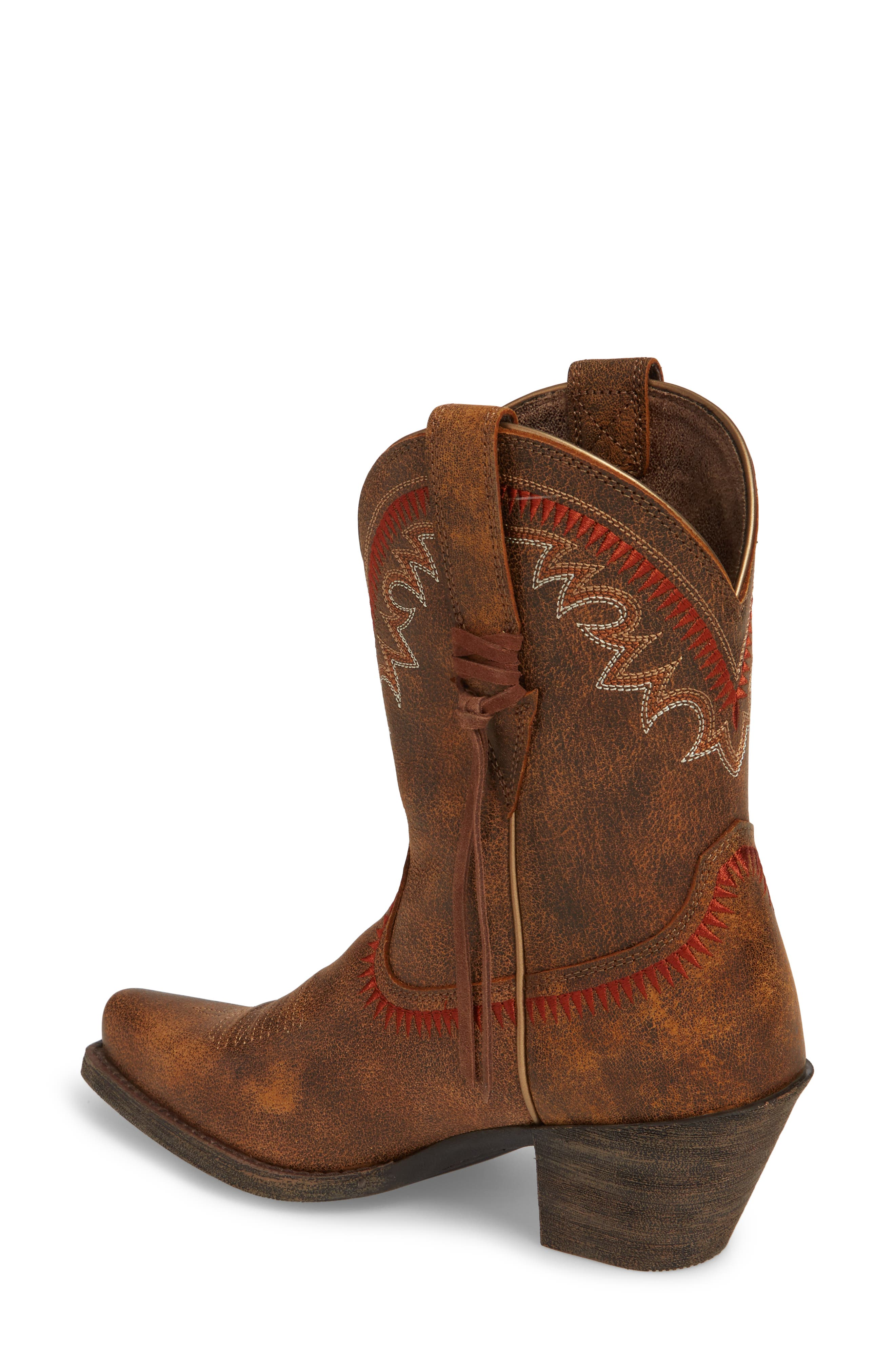 Round Up Western Boot,                             Alternate thumbnail 2, color,                             Aztec Vintage Bomber