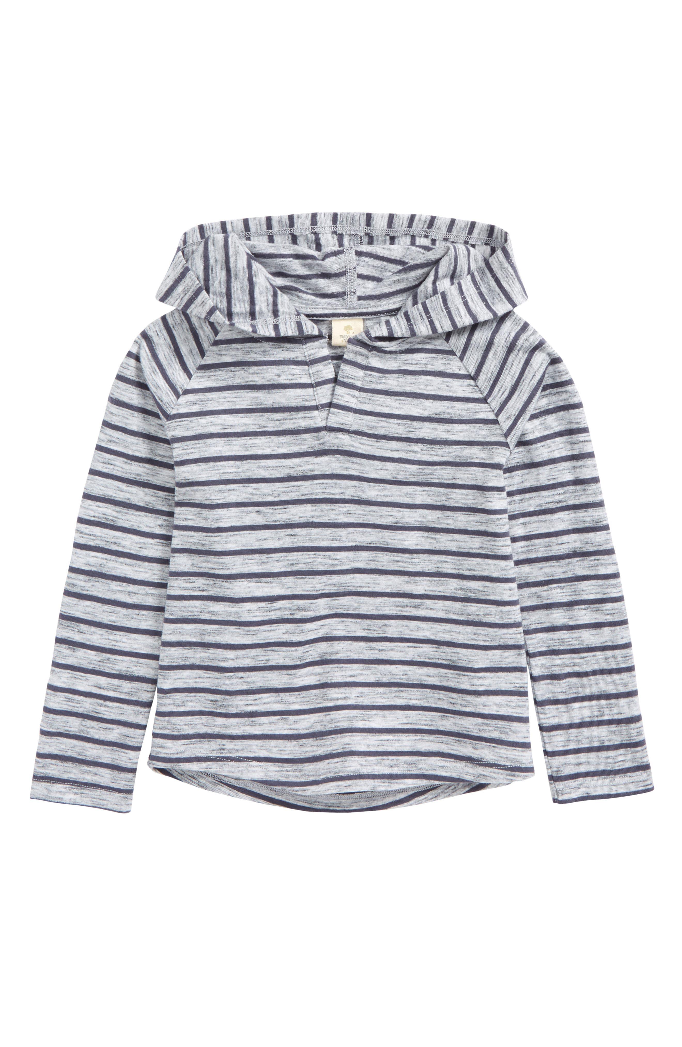 Tucker + Tate Hooded T-Shirt (Baby Boys)