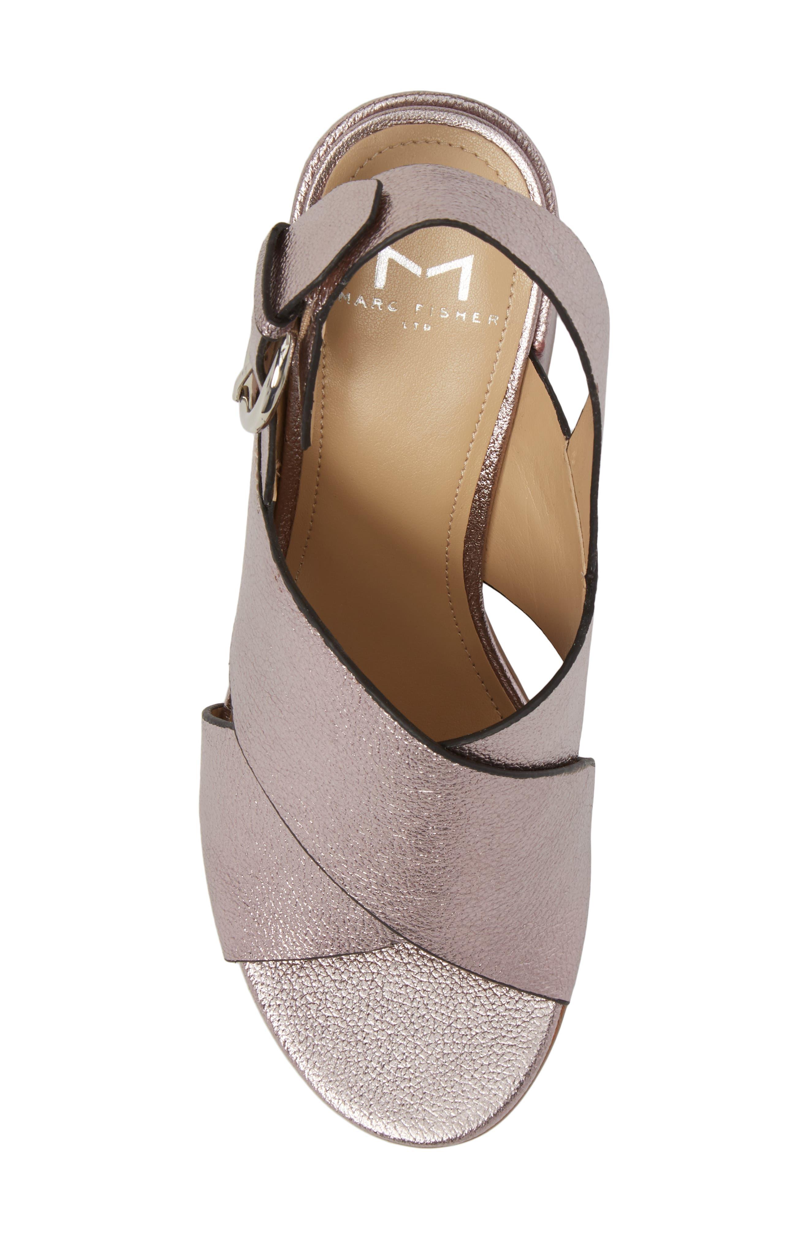 Alternate Image 5  - Marc Fisher LTD Hocie Slingback Sandal (Women)