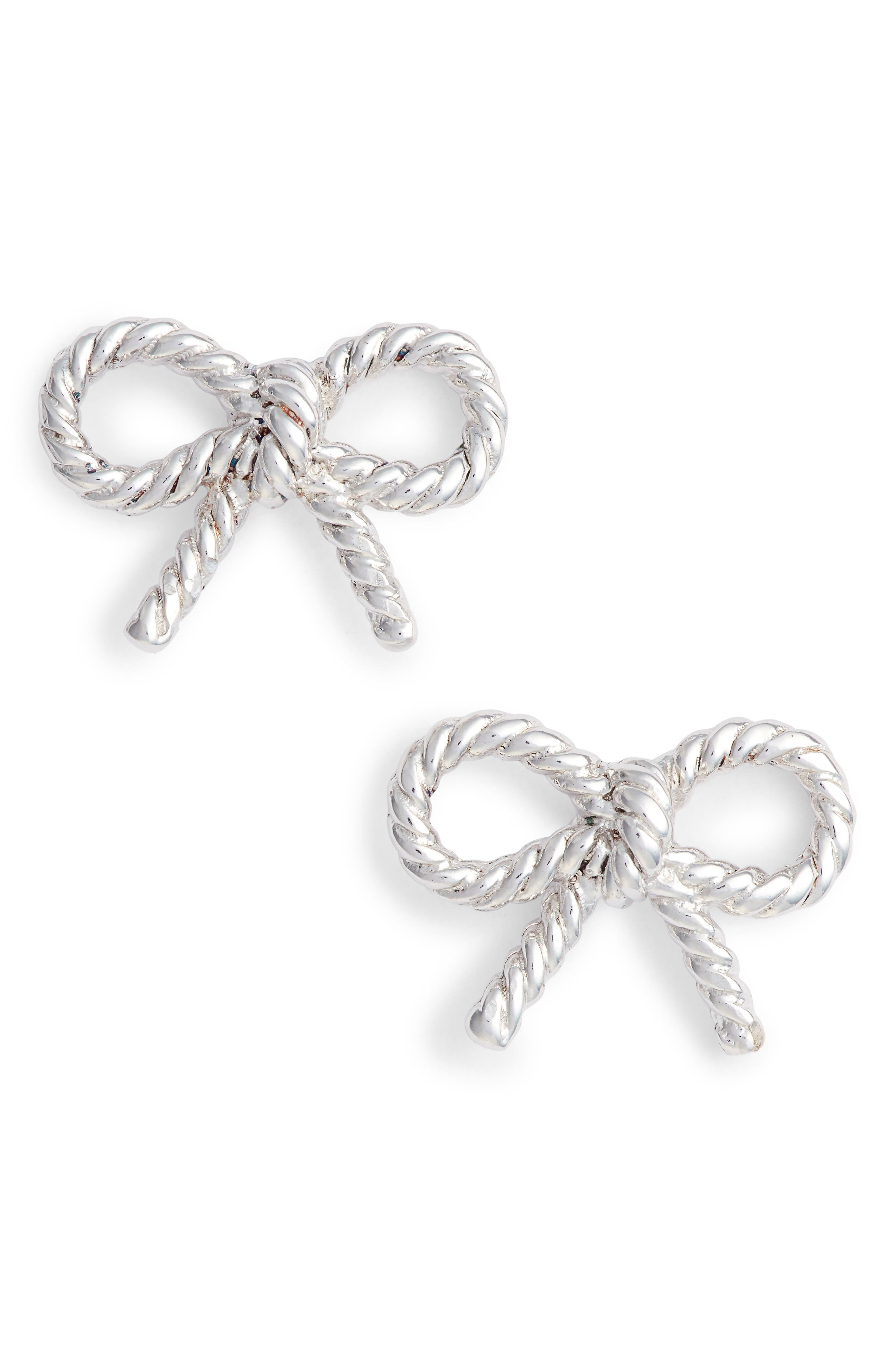 Main Image - Olivia Burton Vintage Bow Stud Earrings