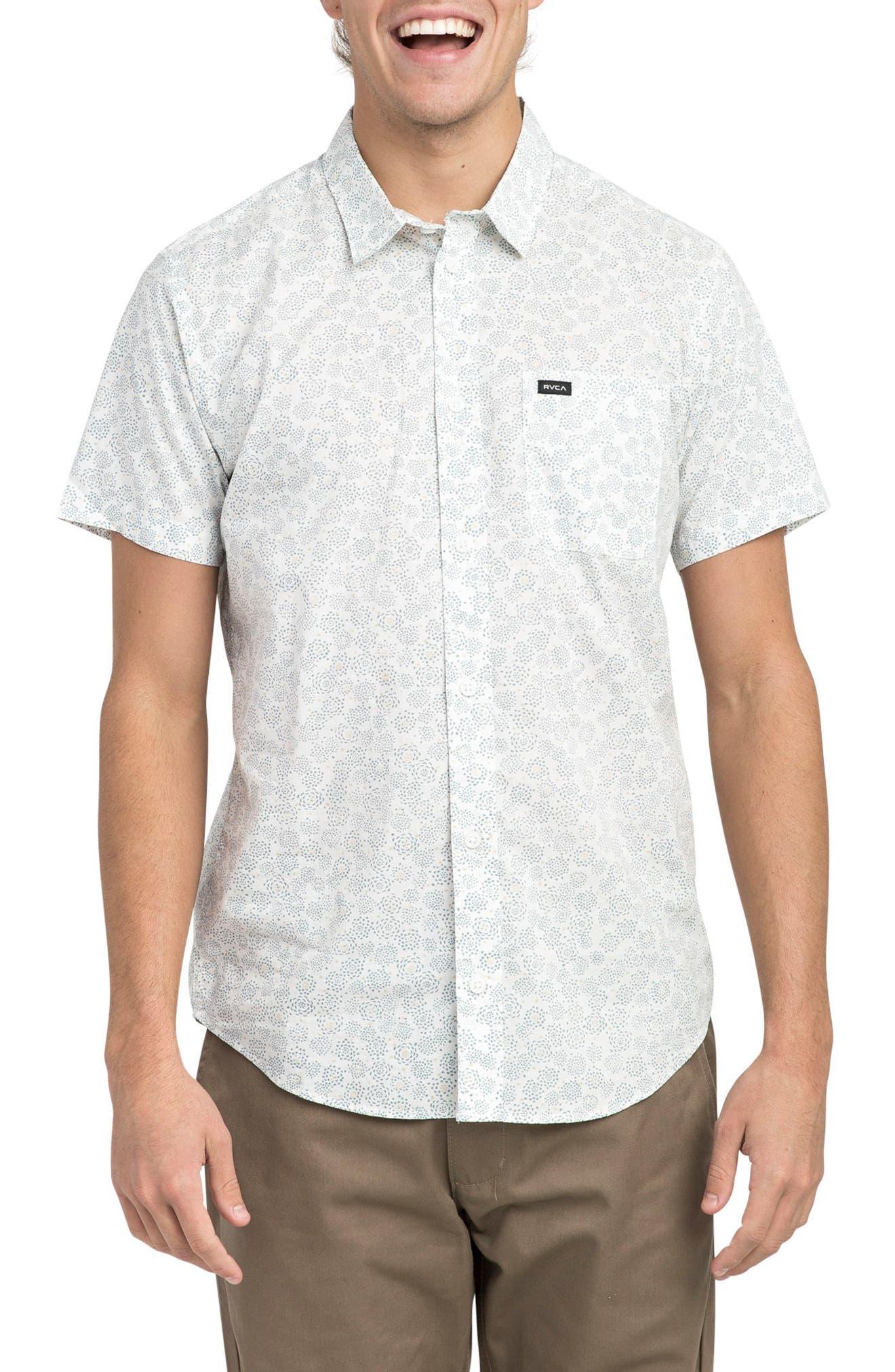 RVCA Cleta Woven Shirt