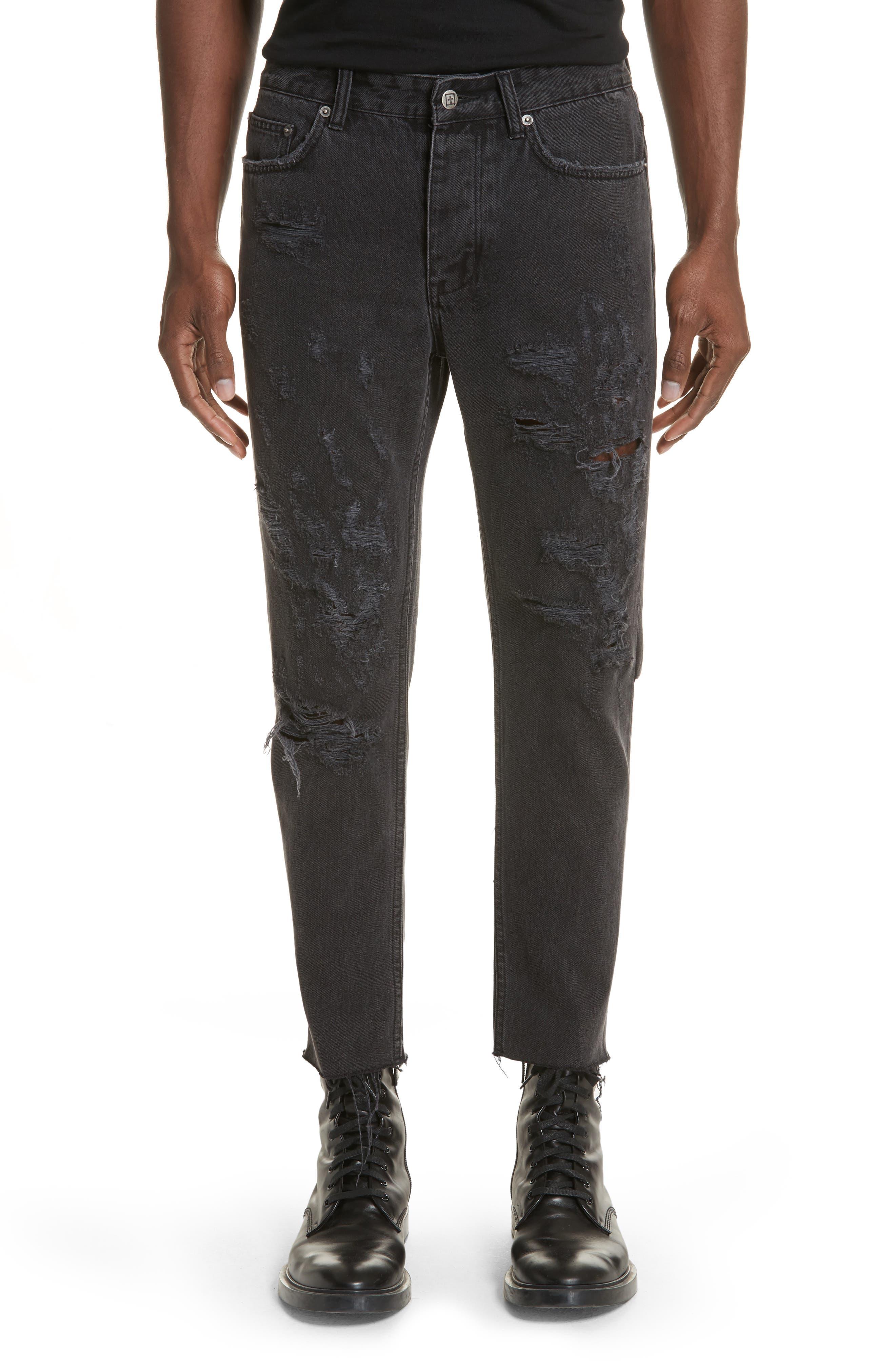 Chitch Chop Rat Attack Jeans,                         Main,                         color, Black